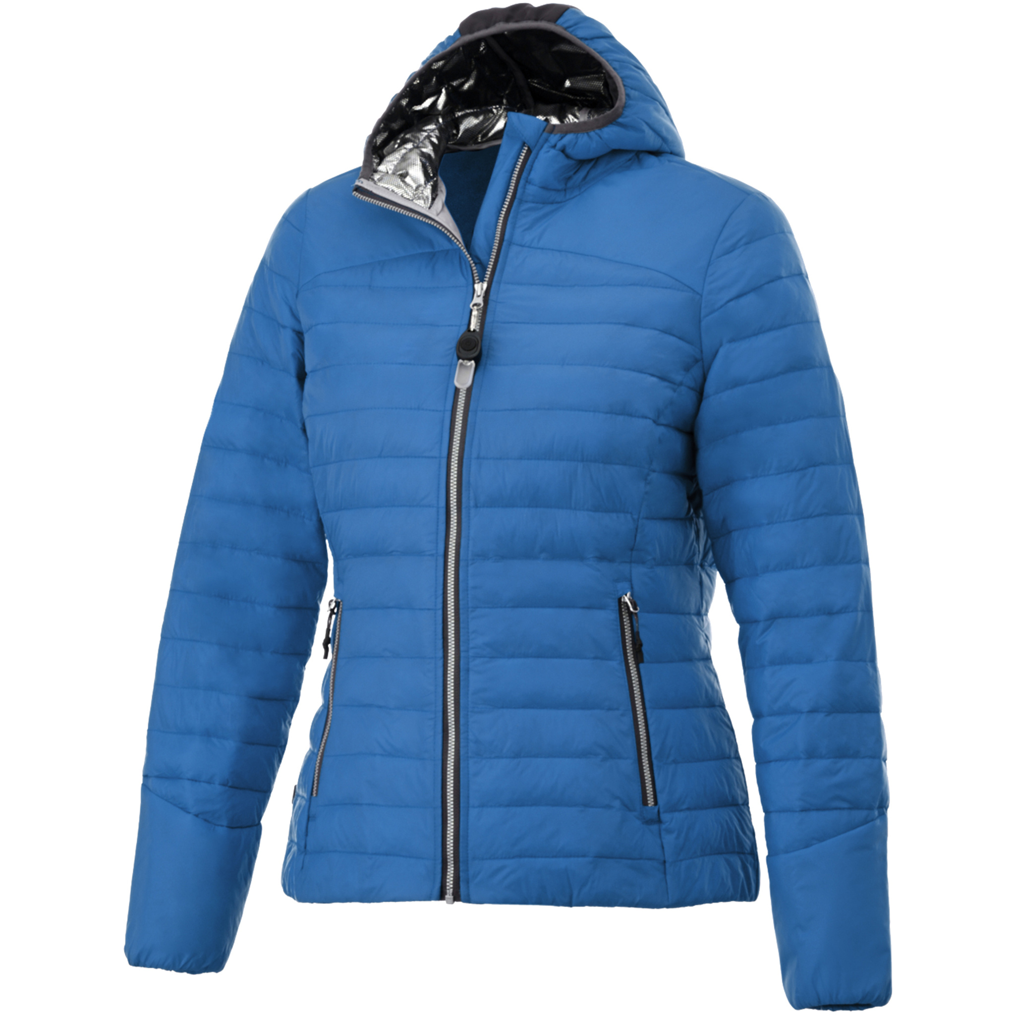 Elevate Womens/Ladies Silverton Insulated Jacket (S) (Blue)