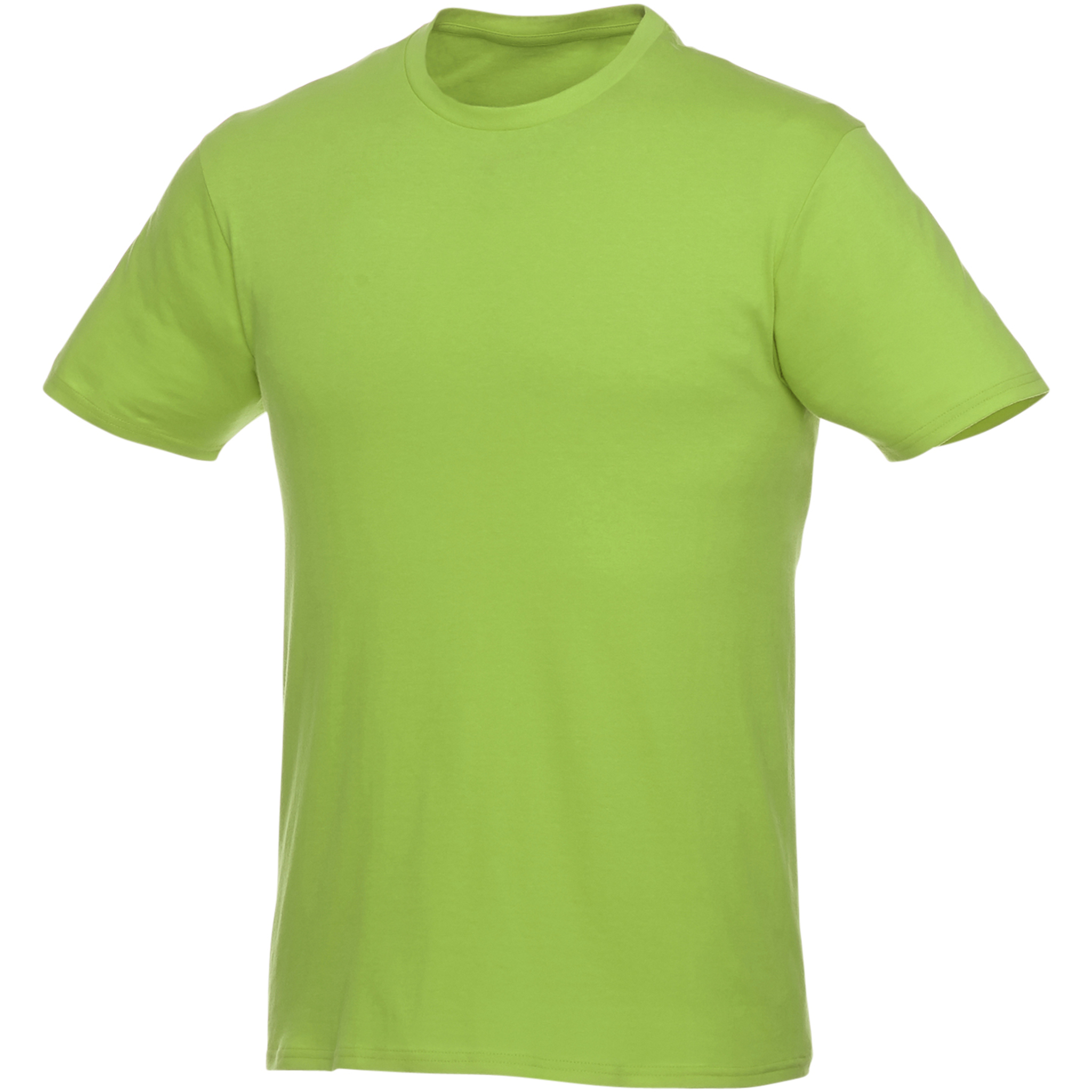 Elevate Unisex Heros Short Sleeve T-Shirt (L) (Apple Green)