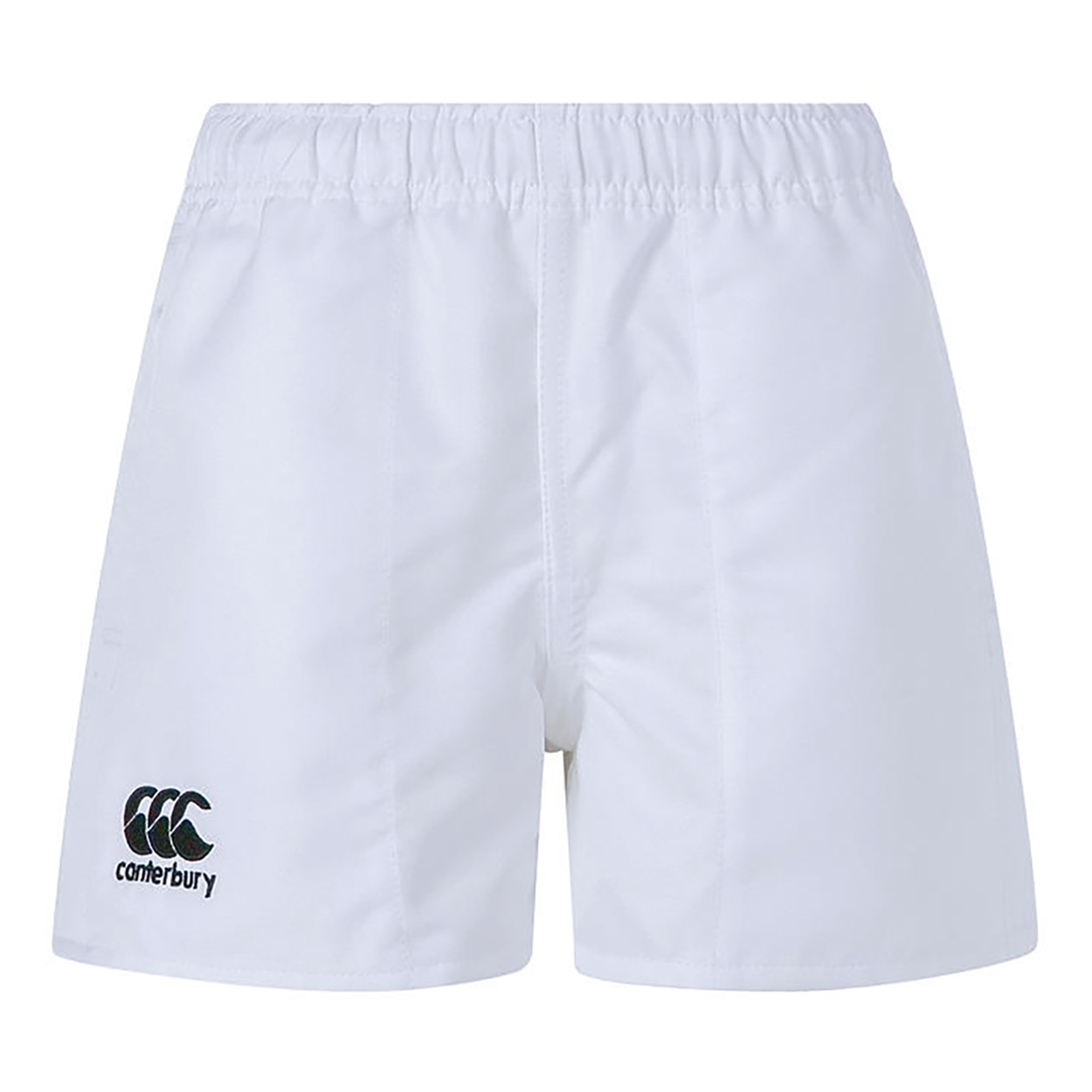 Canterbury Childrens/Kids Polyester Rugby Shorts (12 Years) (White)