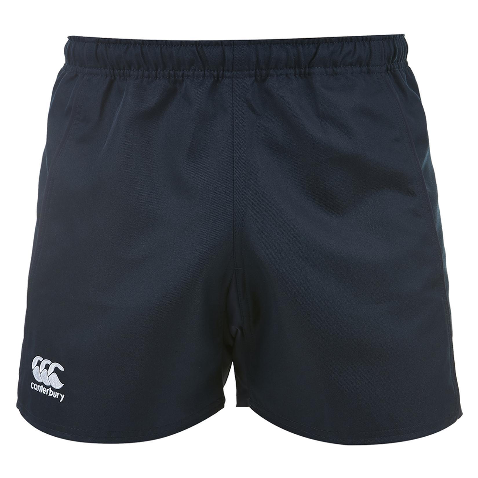 Canterbury Mens Advantage Rugby Shorts (L) (Navy)