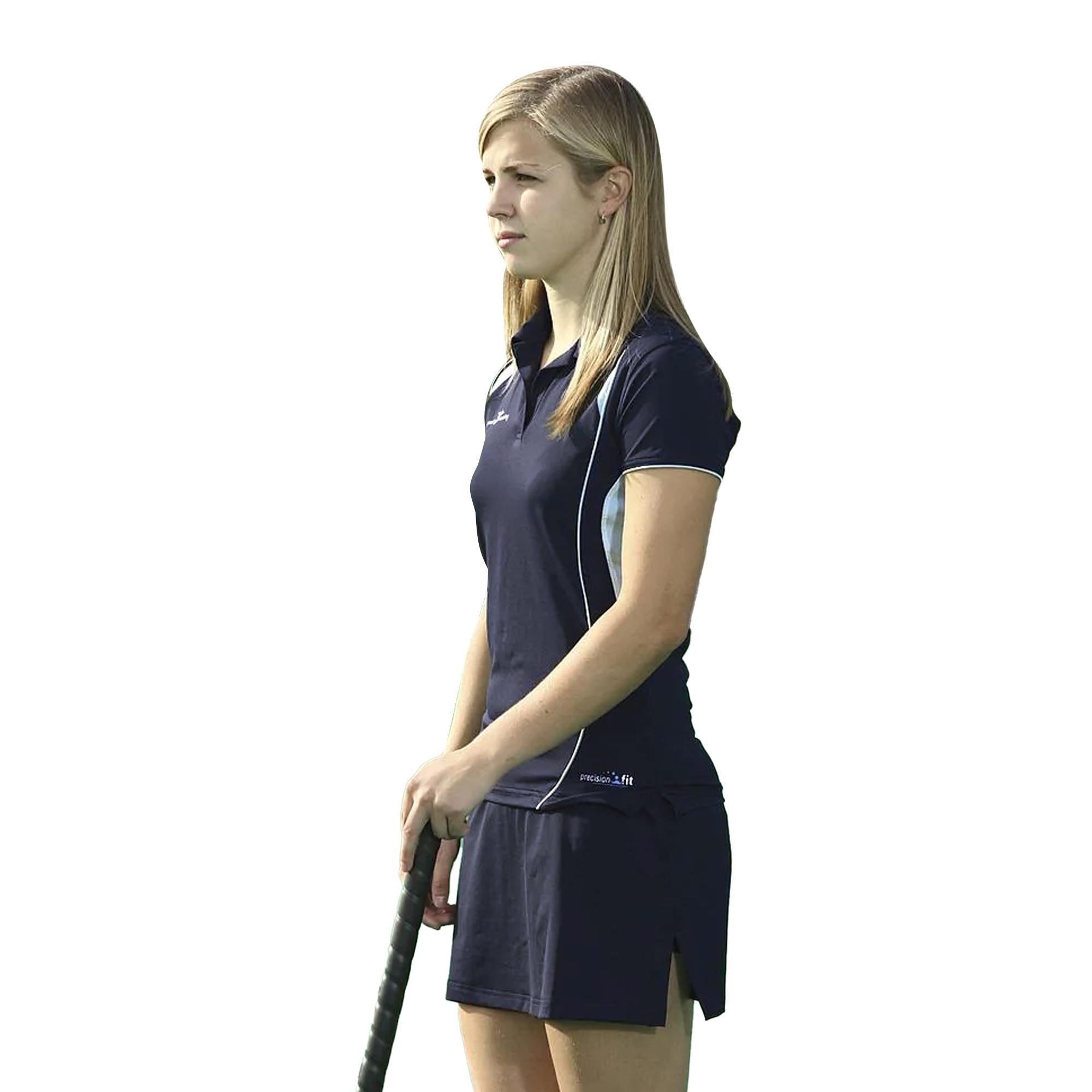Precision Girls Essentials Skort (M) (Royal Blue)