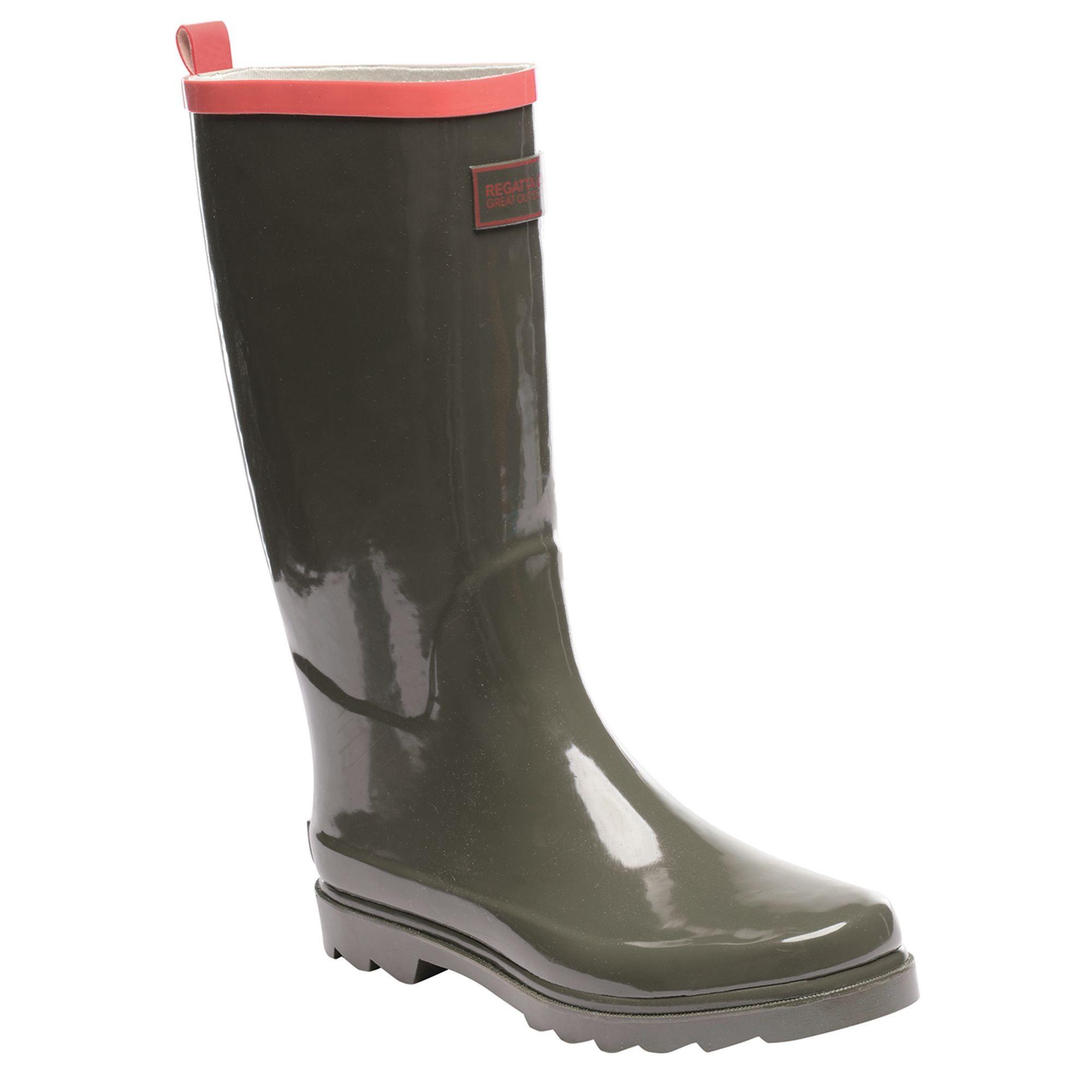chaussures de séparation 3ea06 14f02 Details about Regatta Fairweather - Bottes de pluie - Femme (RG1007)