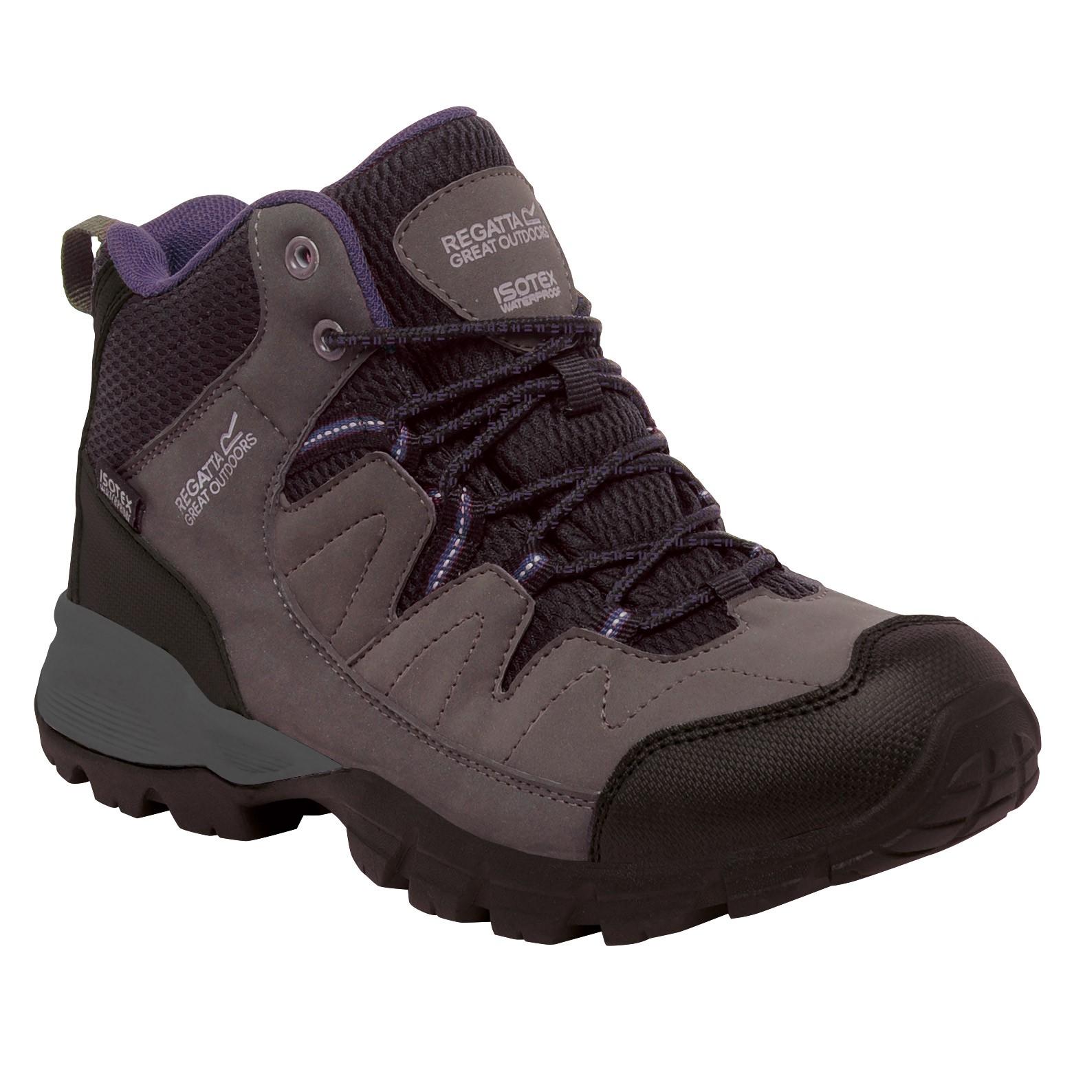 Regatta Holcombe - Chaussures montantes de randonnée - Femme (RG1008)