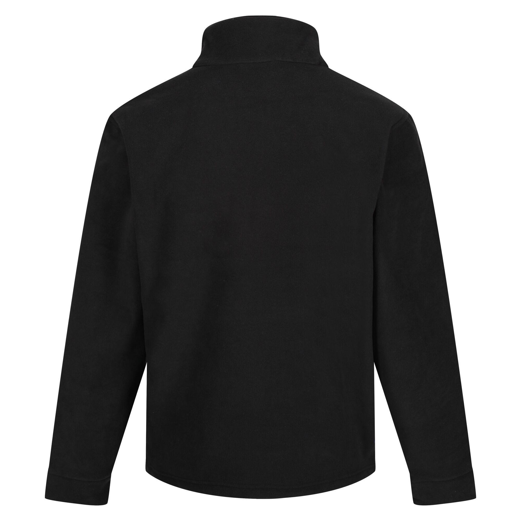 Regatta Mens Thor 300 Full Zip Fleece Jacket (S) (Classic Red)
