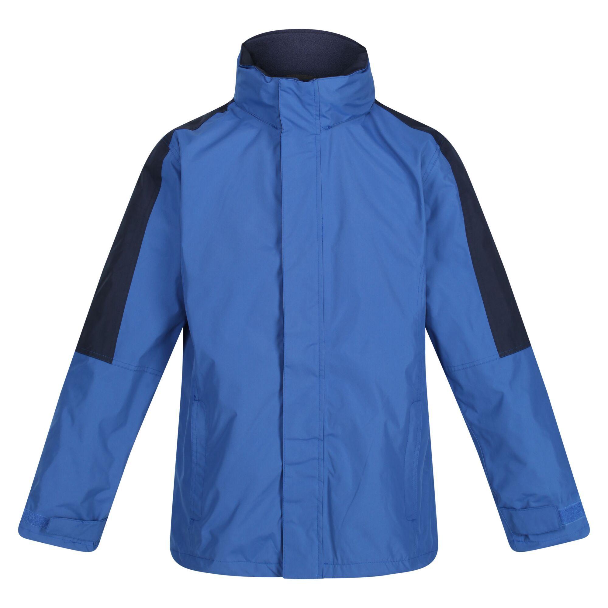 Regatta Mens Defender III 3-in-1 Waterproof Windproof Jacket / Performance Jacket (M UK) (Royal Blue/Navy)