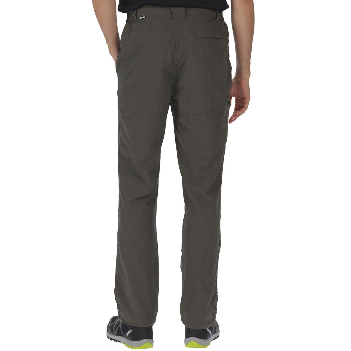 Regatta-Great-Outdoors-Mens-Leesville-Waterproof-Softshell-Trousers