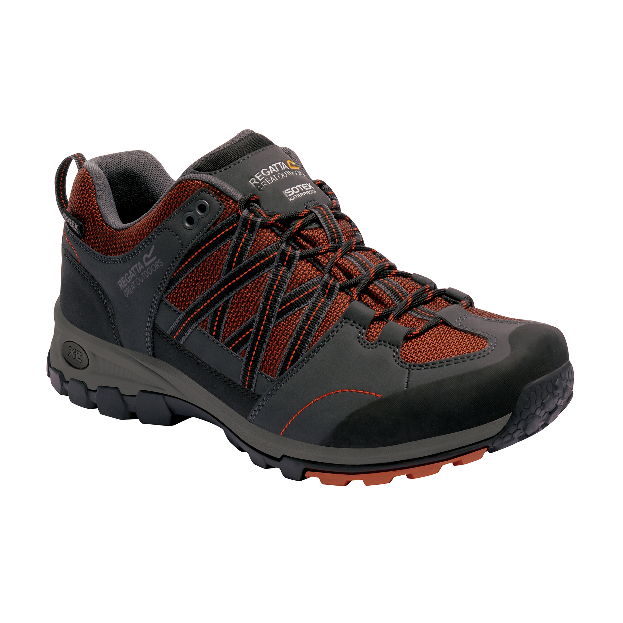 Regatta-Great-Outdoors-Mens-Samaris-Low-Contrast-Lace-Up-Hiking-Boots-RG1877