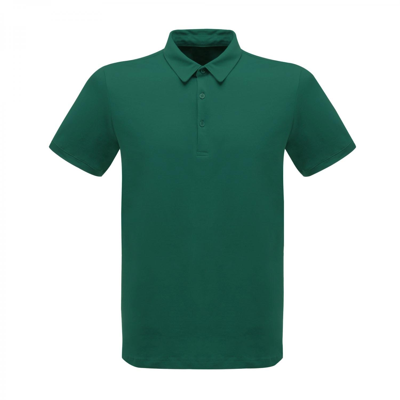 Regatta Professional Mens Classic 65/35 Short Sleeve Polo Shirt (M) (Bottle Green)