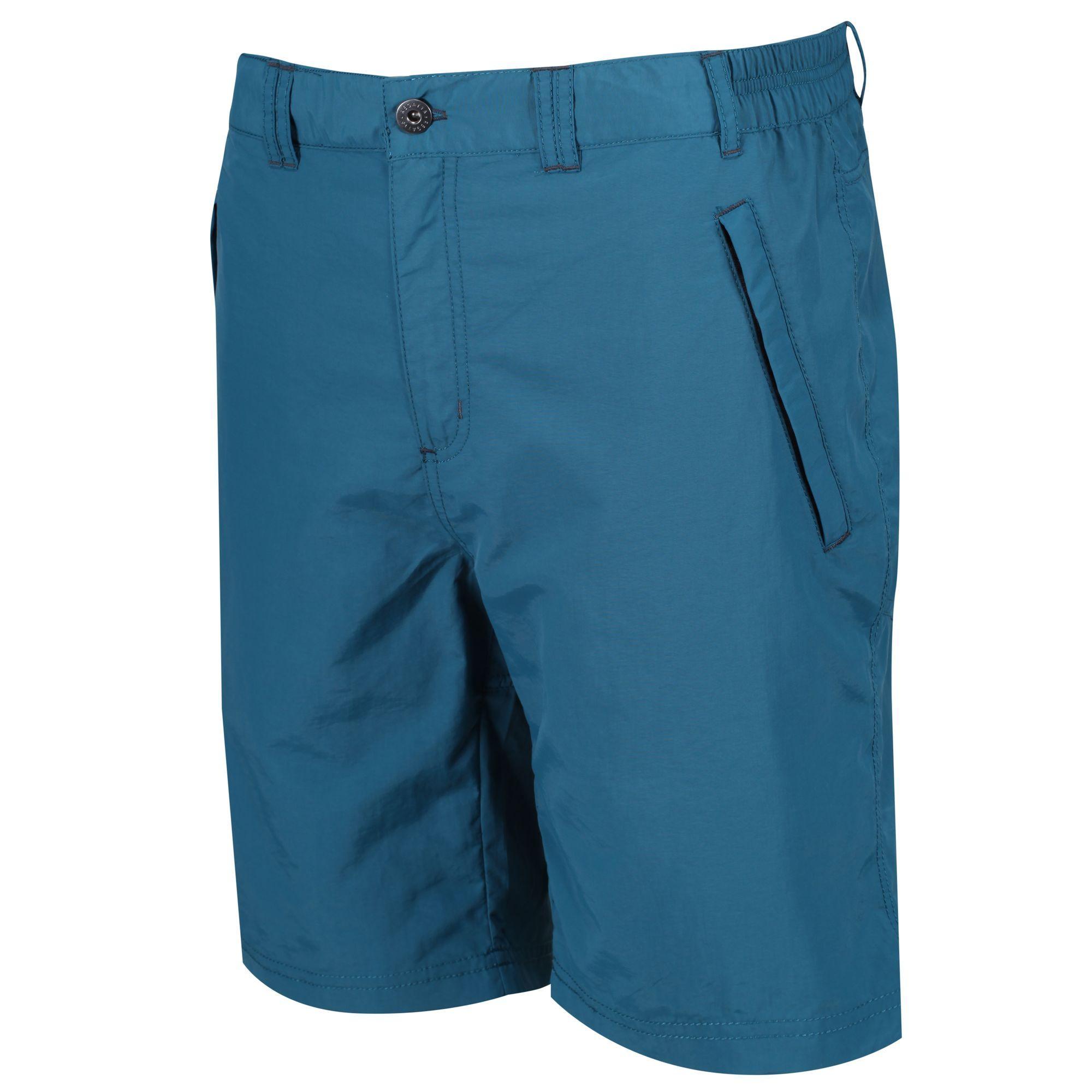RG2071 Regatta Great Outdoors Mens Leesville Quick Drying Shorts