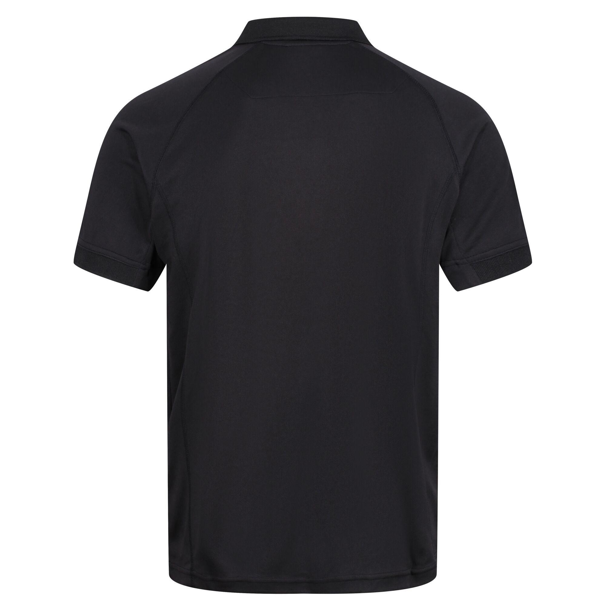 Regatta-Profesional-para-Hombre-Tejido-Manga-Corta-Camisa-de-Polo-RG2161 miniatura 18