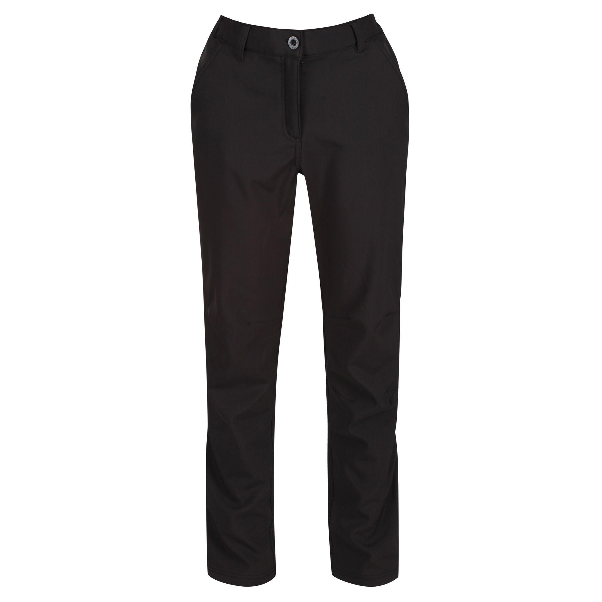 Regatta-Great-Outdoors-Womens-Ladies-Fenton-Softshell-Walking-Trousers-RG2198