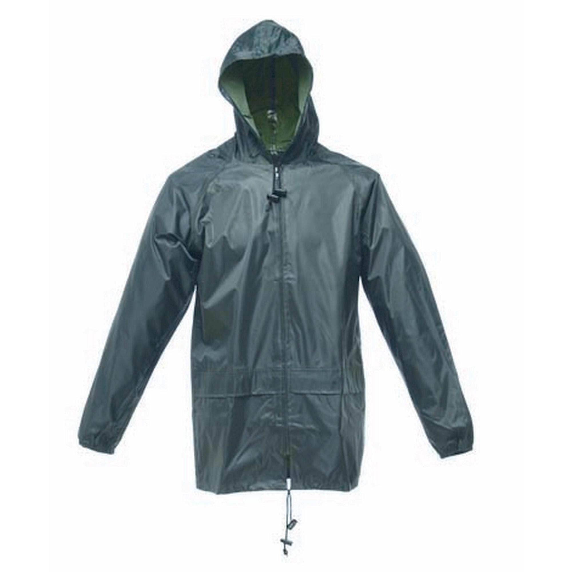 Regatta Professional Mens Pro Stormbreaker Waterproof Jacket (XXL) (Dark Olive)