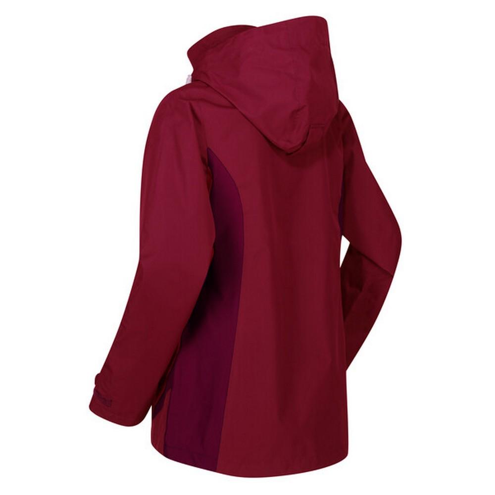 Regatta Great Outdoors Womens/Ladies Daysha Waterproof Shell Jacket (12 UK) (Blue Aster/Dark Denim)