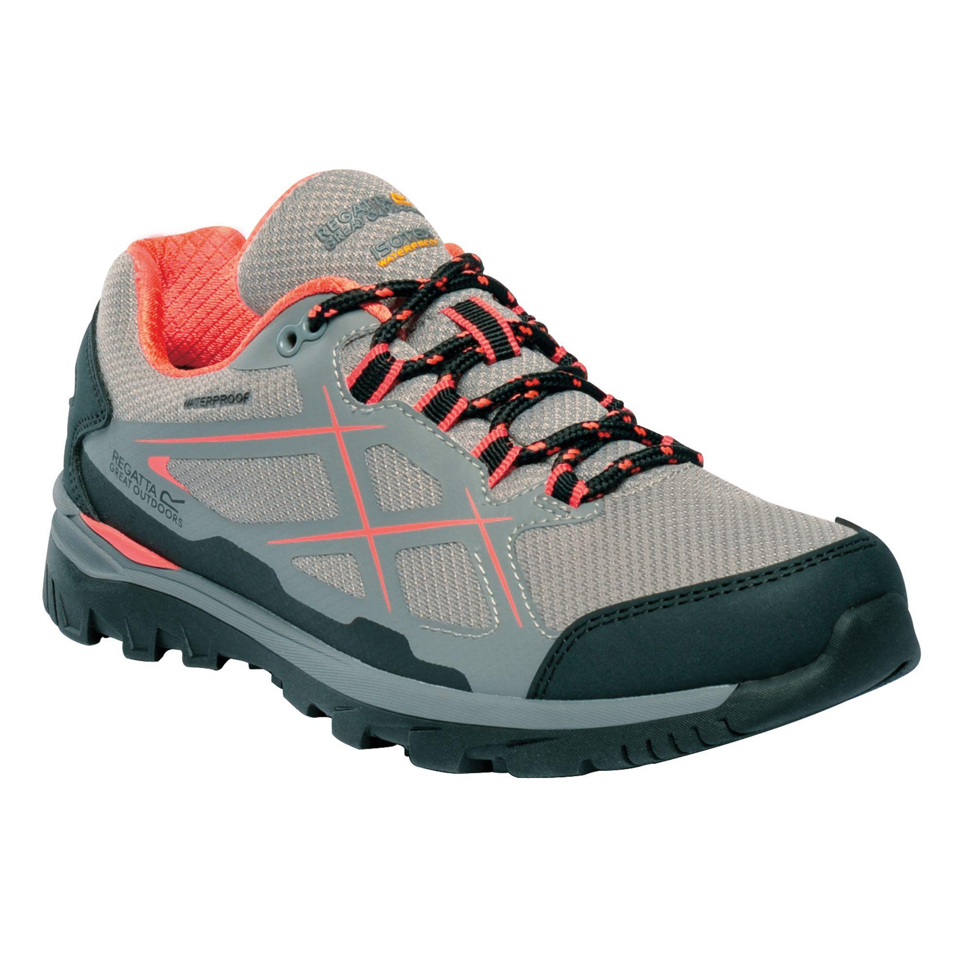 Regatta Great Outdoors Mens Kota II Thermo Waterproof Low Walking Shoes RG4869