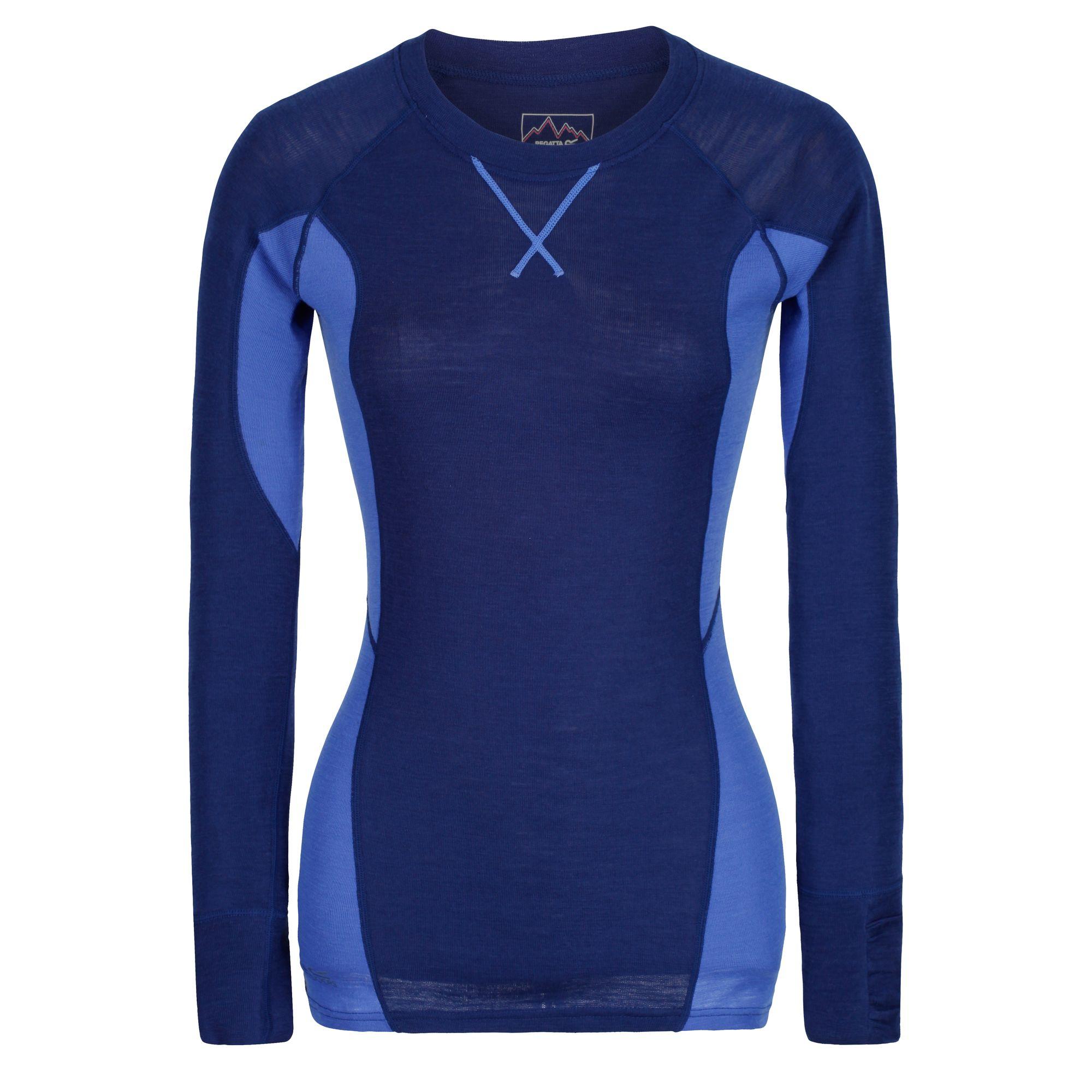 Regatta-Camiseta-de-manga-corta-interior-modelo-Beru-para-mujer-RG2897