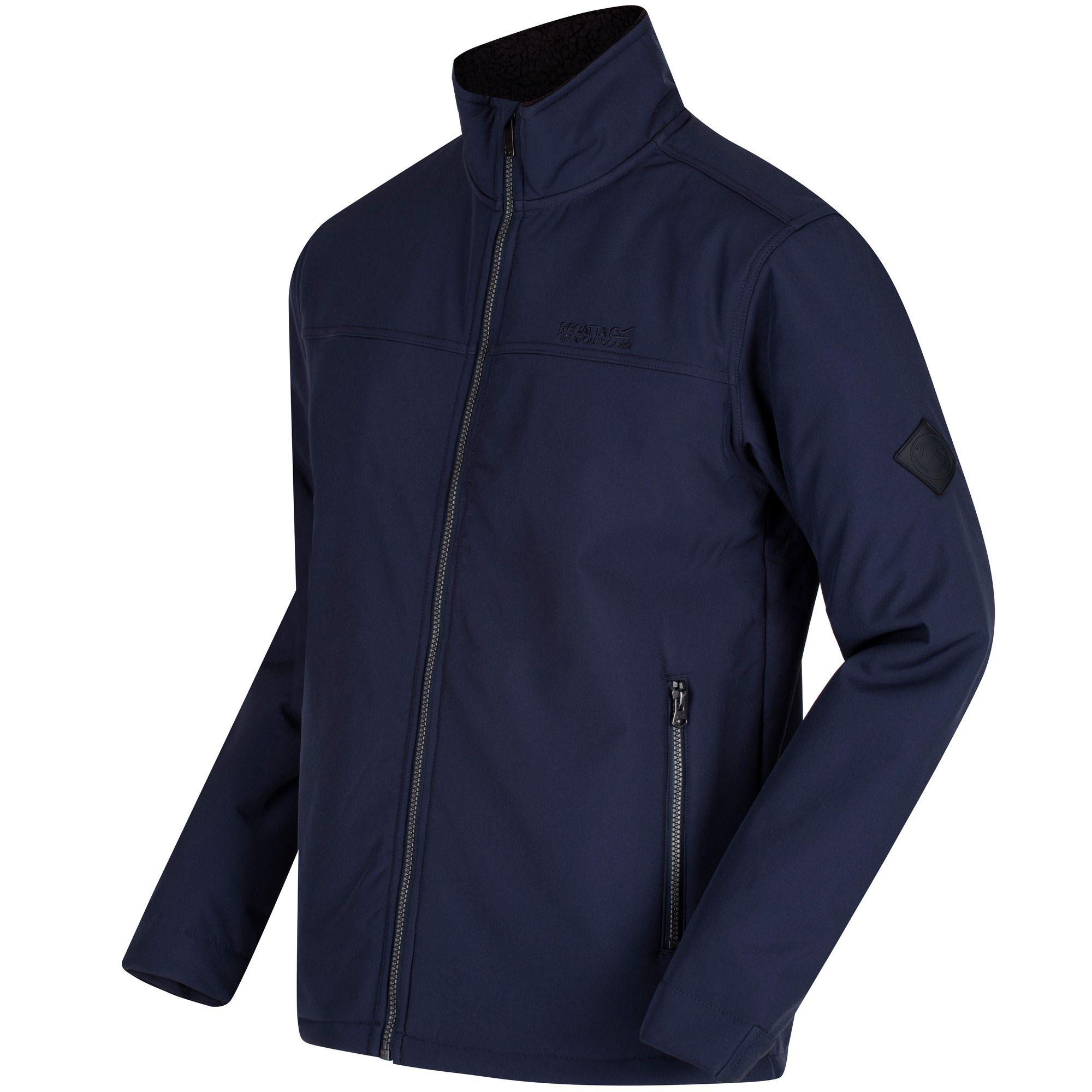 Regatta-Mens-Castiel-Windproof-Softshell-Jacket-RG2950