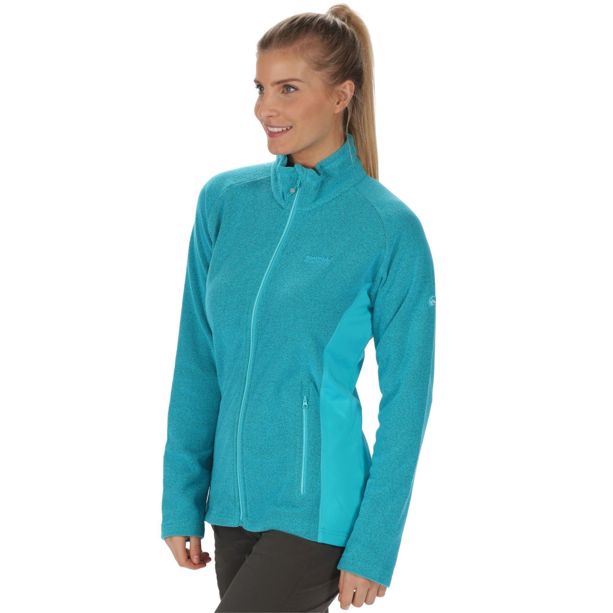 Details about Regatta WomensLadies Tafton Fleece Jacket (RG3098)
