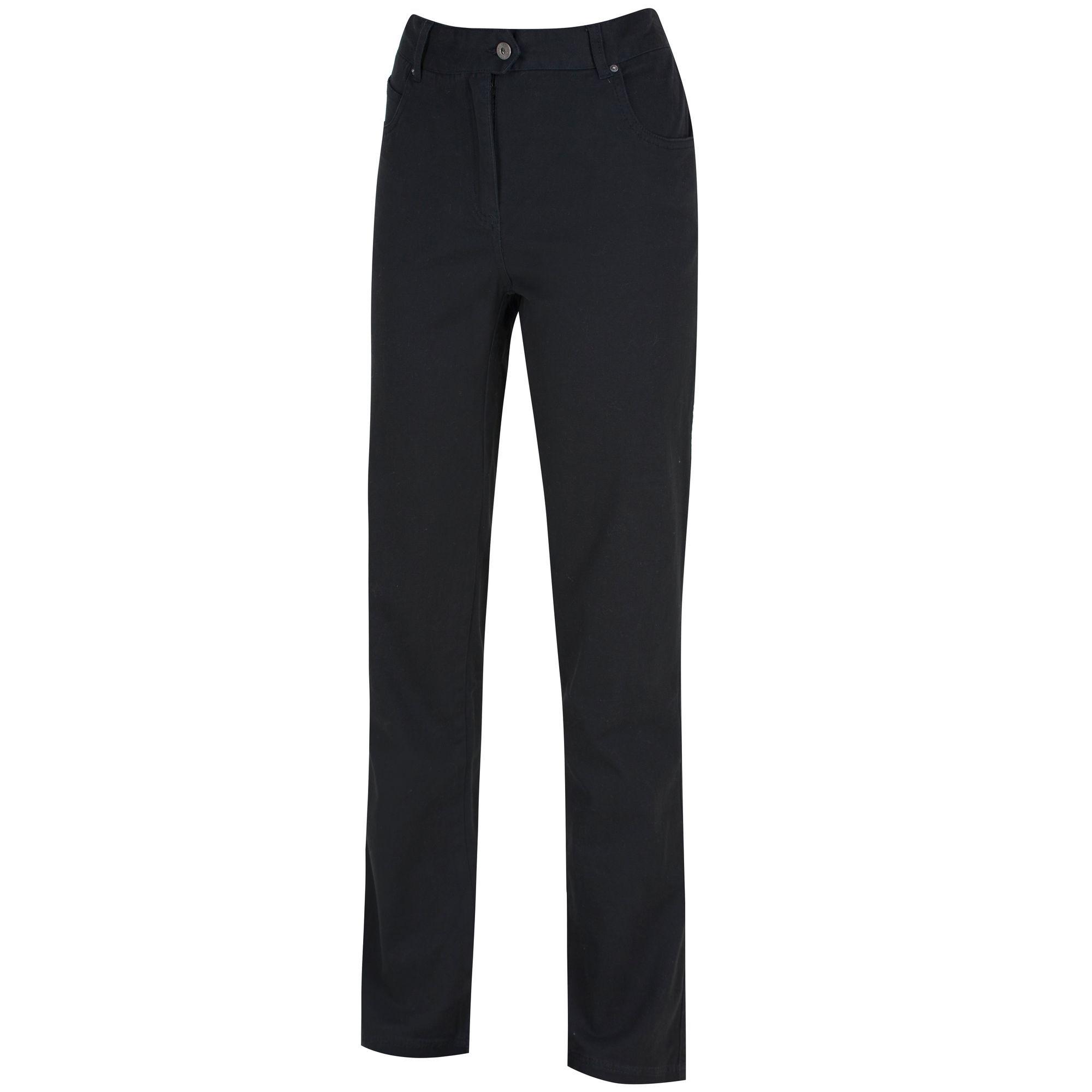 Regatta-Pantalon-en-coton-DAMIRA-Femme-RG3103 miniature 4