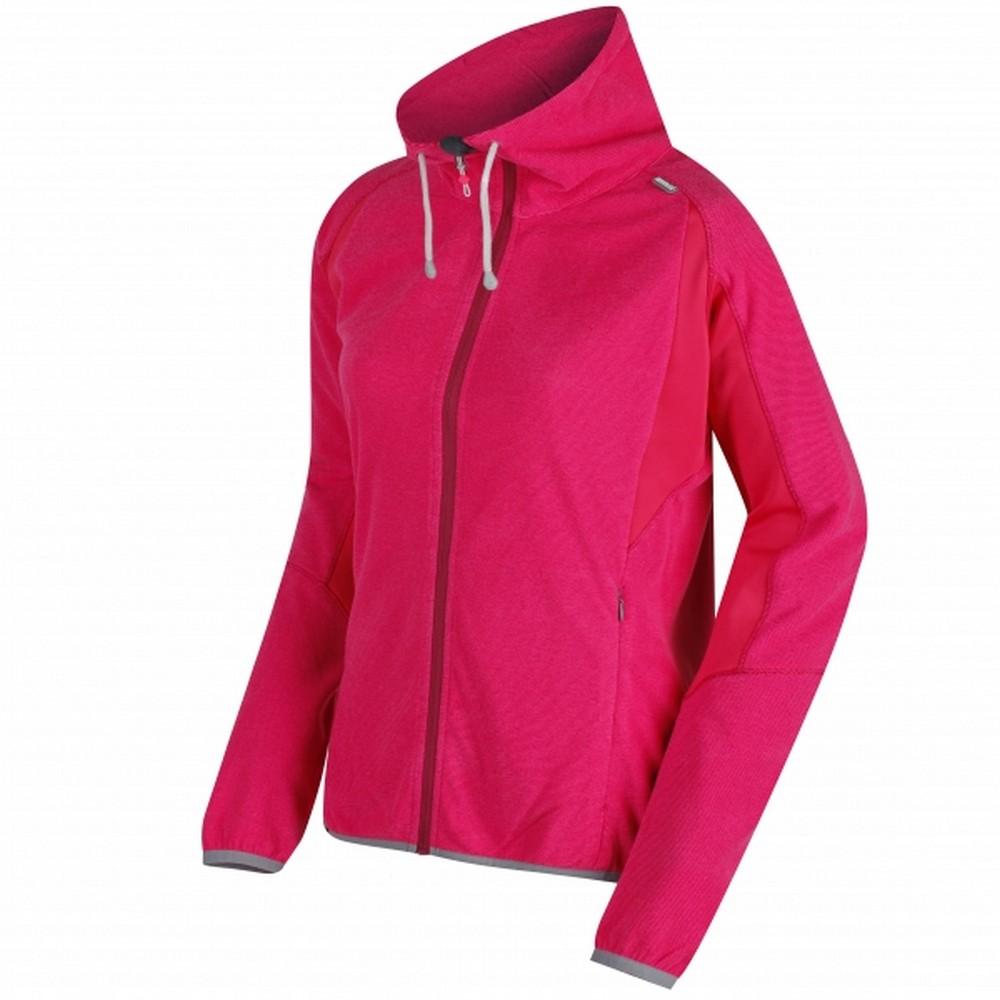 Regatta-Womens-Ladies-Mons-III-Lightweight-Full-Zip-Fleece-RG3305