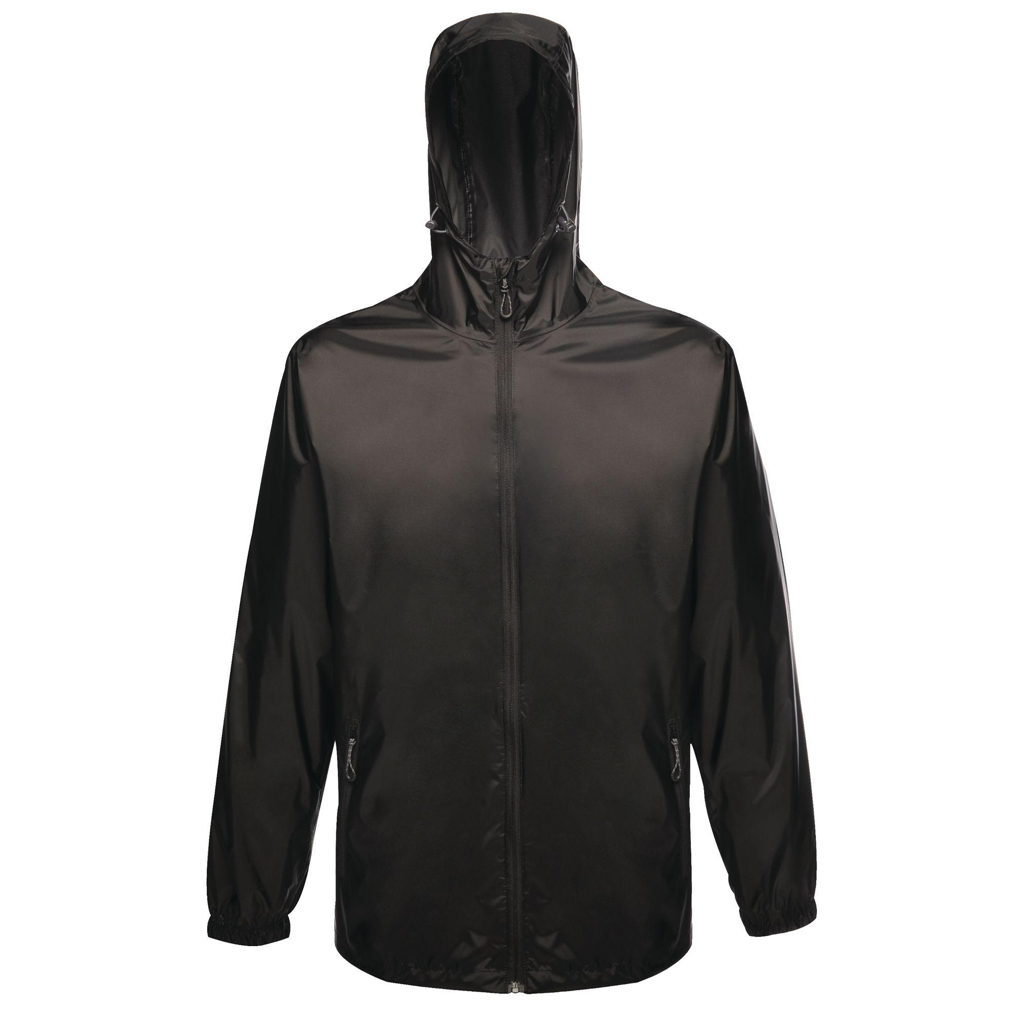 Regatta Mens Pro Packaway Jacket (XS) (Black)