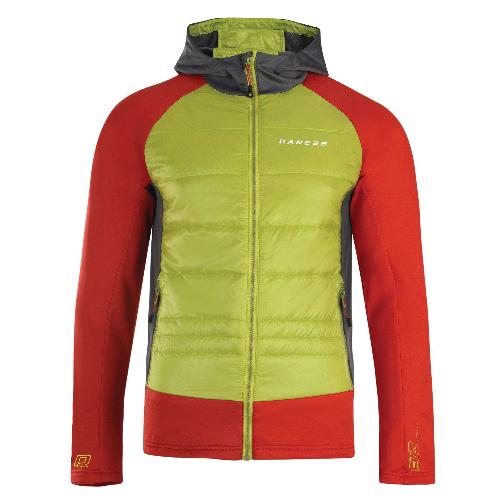 Dare2b Overshadow Men/'s Warm Backed Walking Hiking Sweater Jacket RRP £120