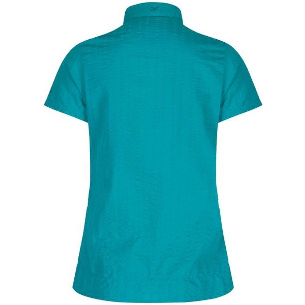 Regatta-Womens-Ladies-Jerbra-II-Short-Sleeve-Shirt-RG3492