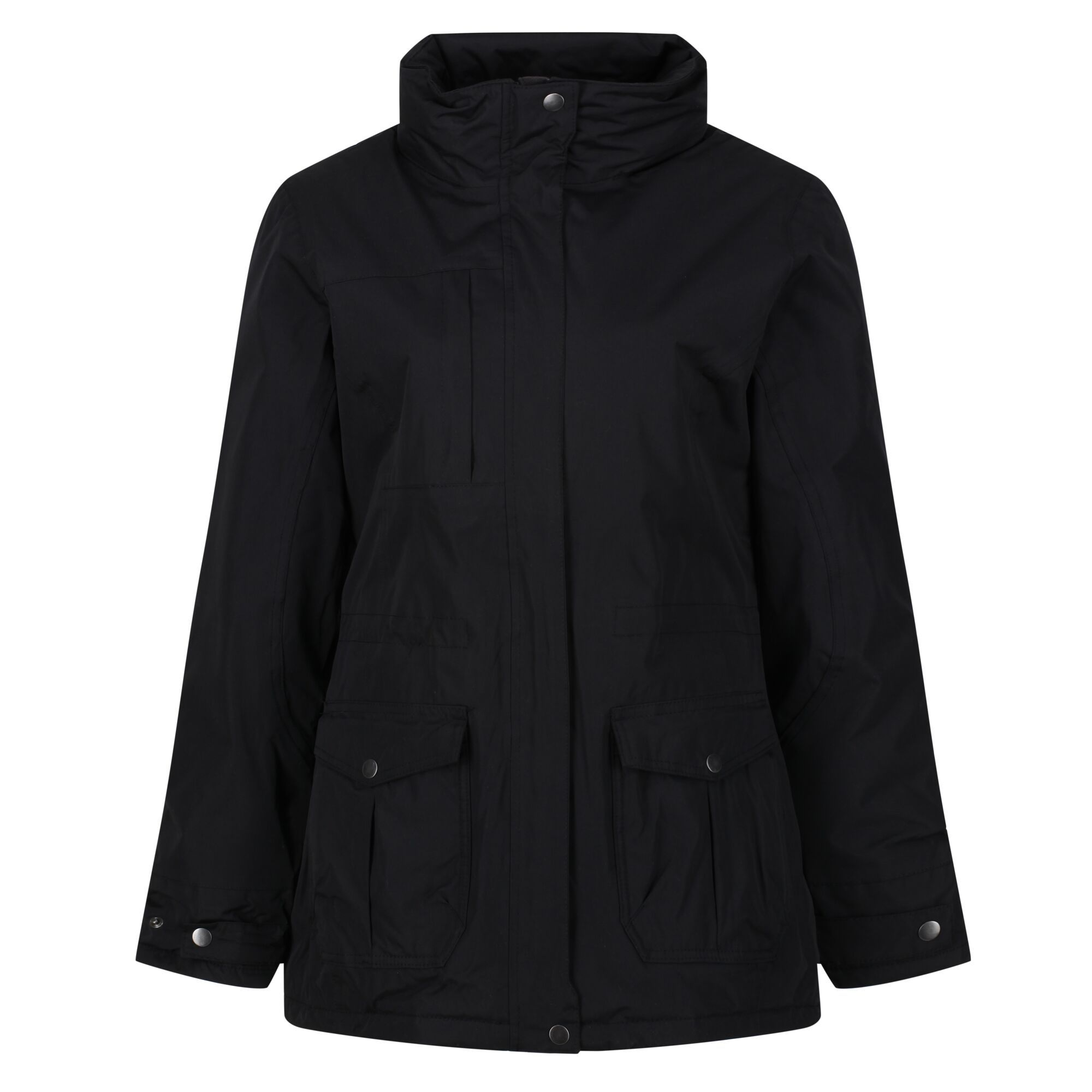 Regatta Womens/Ladies Darby Insulated Jacket (10 UK) (Black)