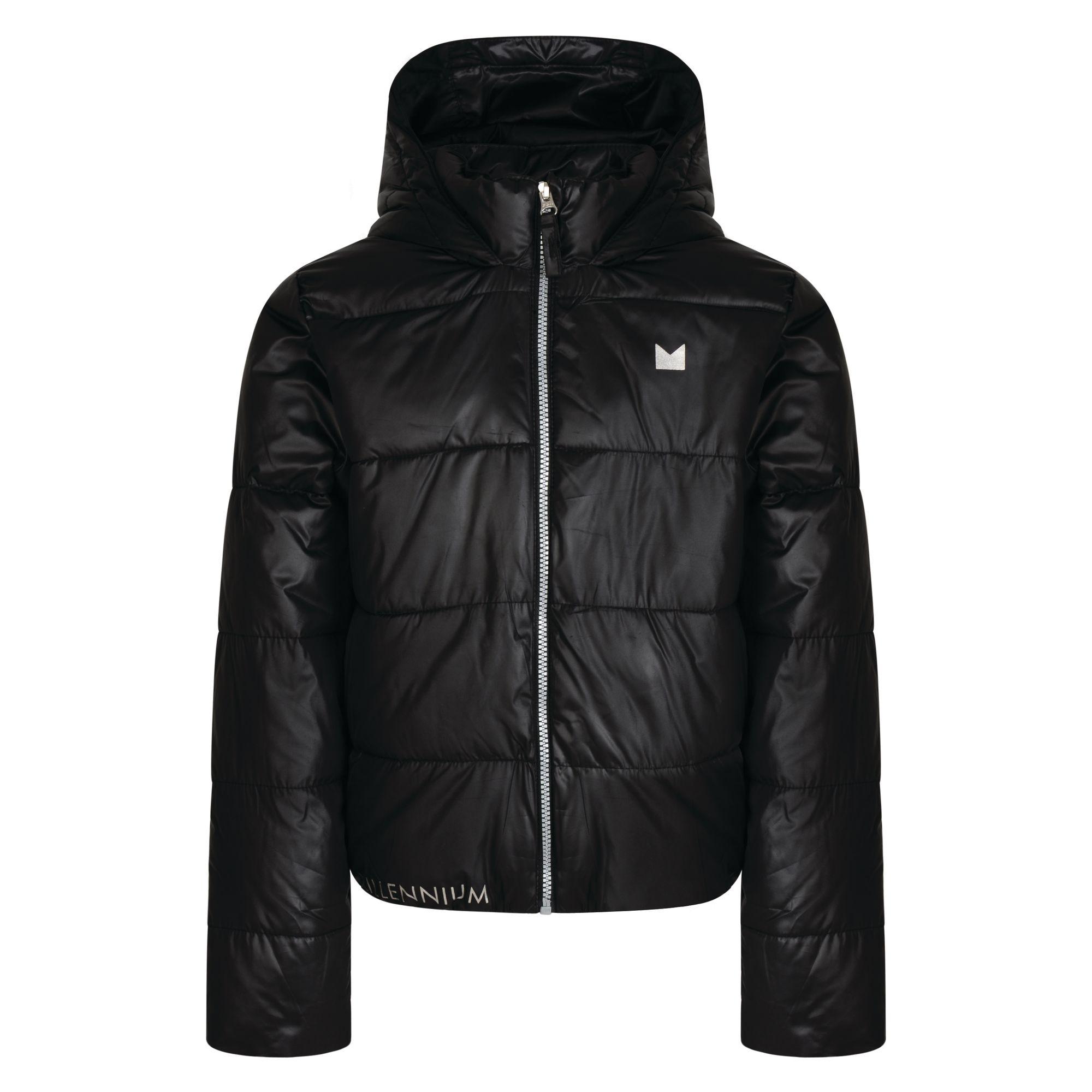 Dare 2b Childrens Girls Exoteric Jacket (7-8 Years) (Black)