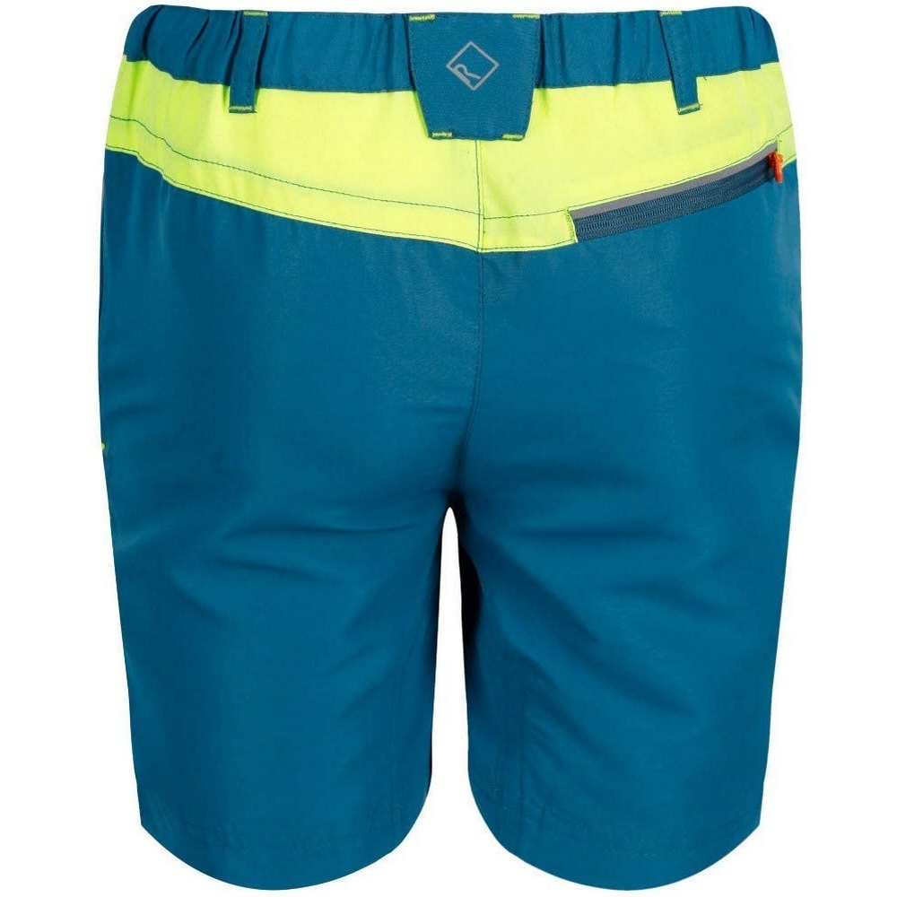 Pantalones Cortos Unisex ni/ños Regatta Sorcer Mountain Lightweight Water Repellent UV Protection Quick Drying Active