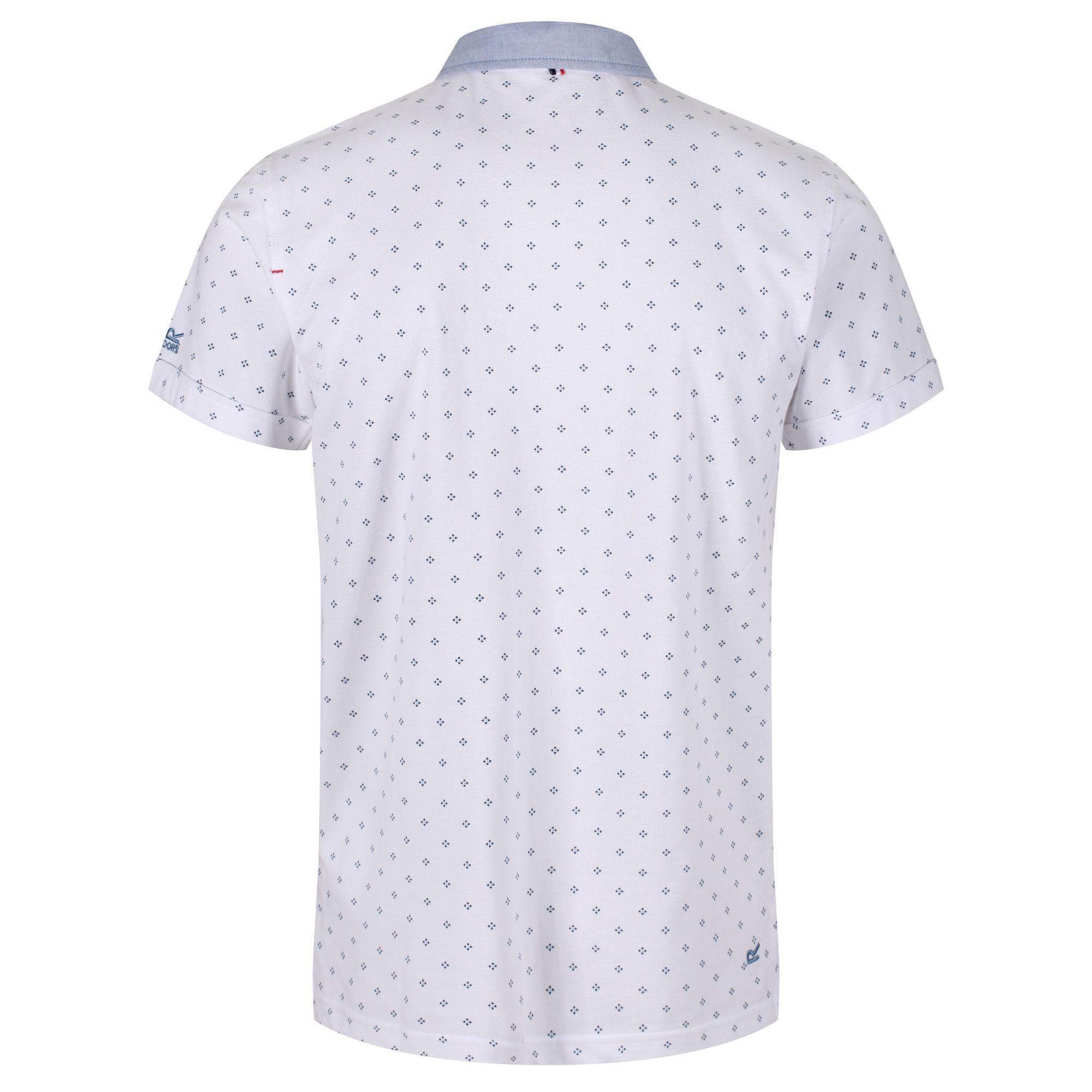 Regatta-Mens-Bahram-Polo-Shirt-RG4205 thumbnail 8