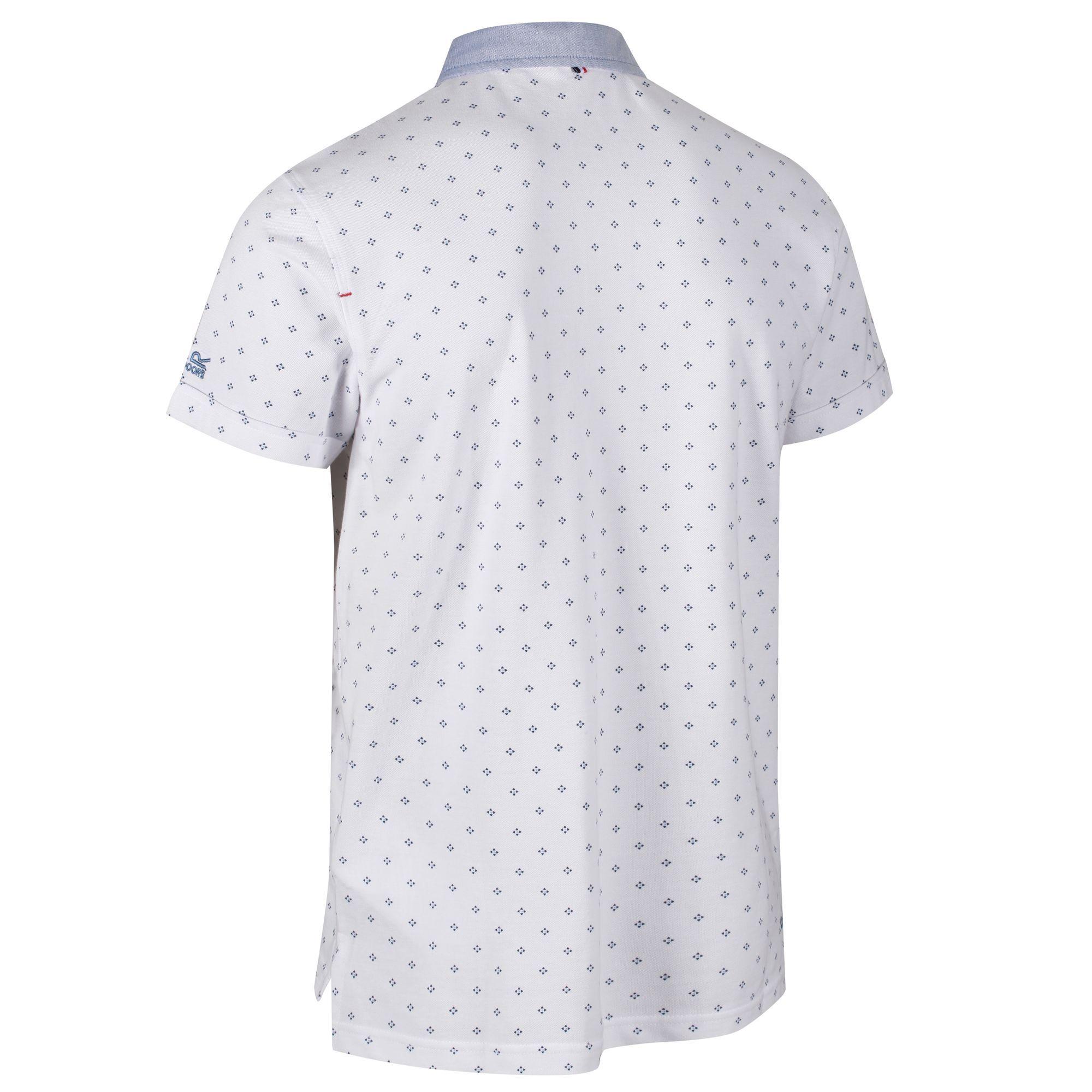 Regatta-Mens-Bahram-Polo-Shirt-RG4205 thumbnail 9
