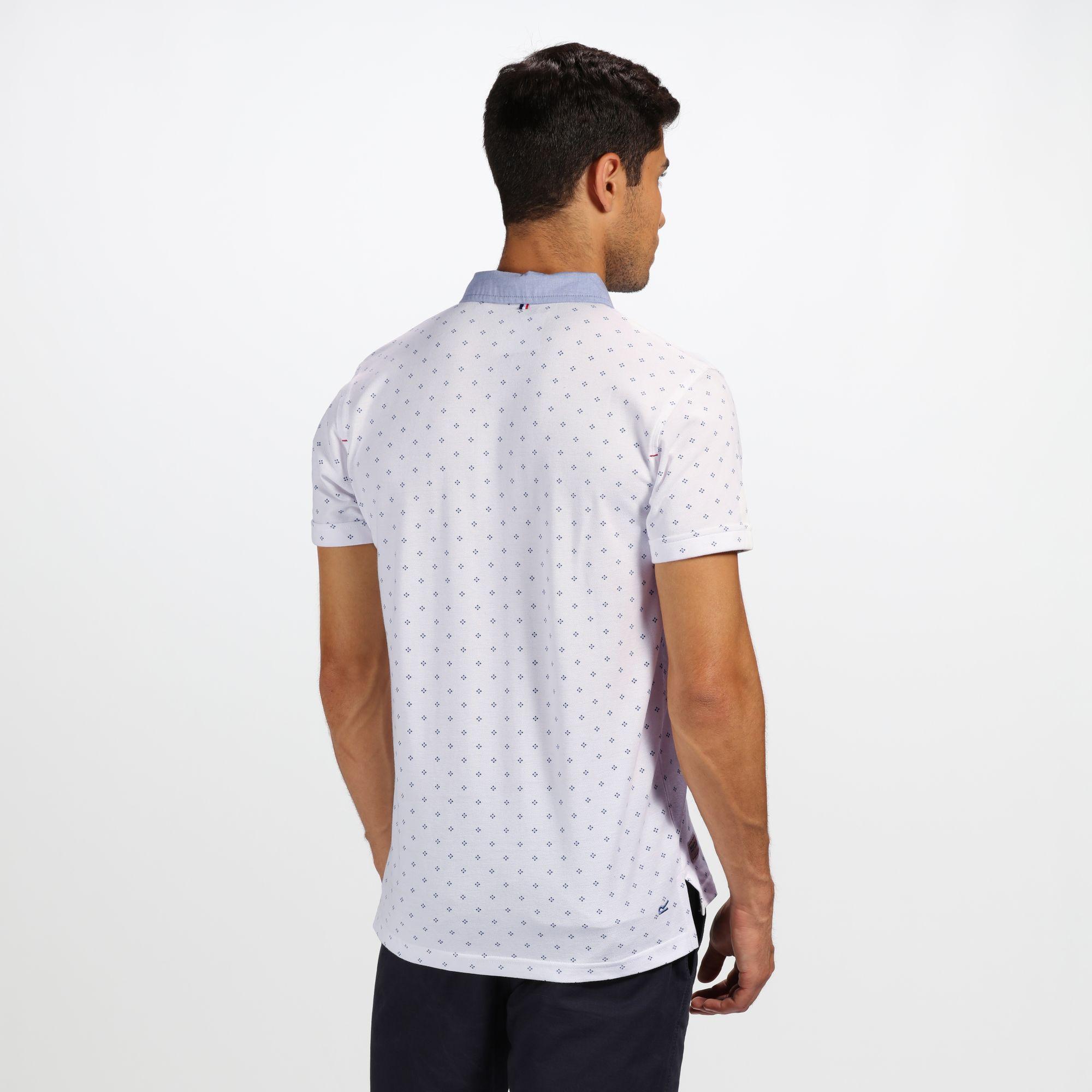 Regatta-Mens-Bahram-Polo-Shirt-RG4205 thumbnail 12