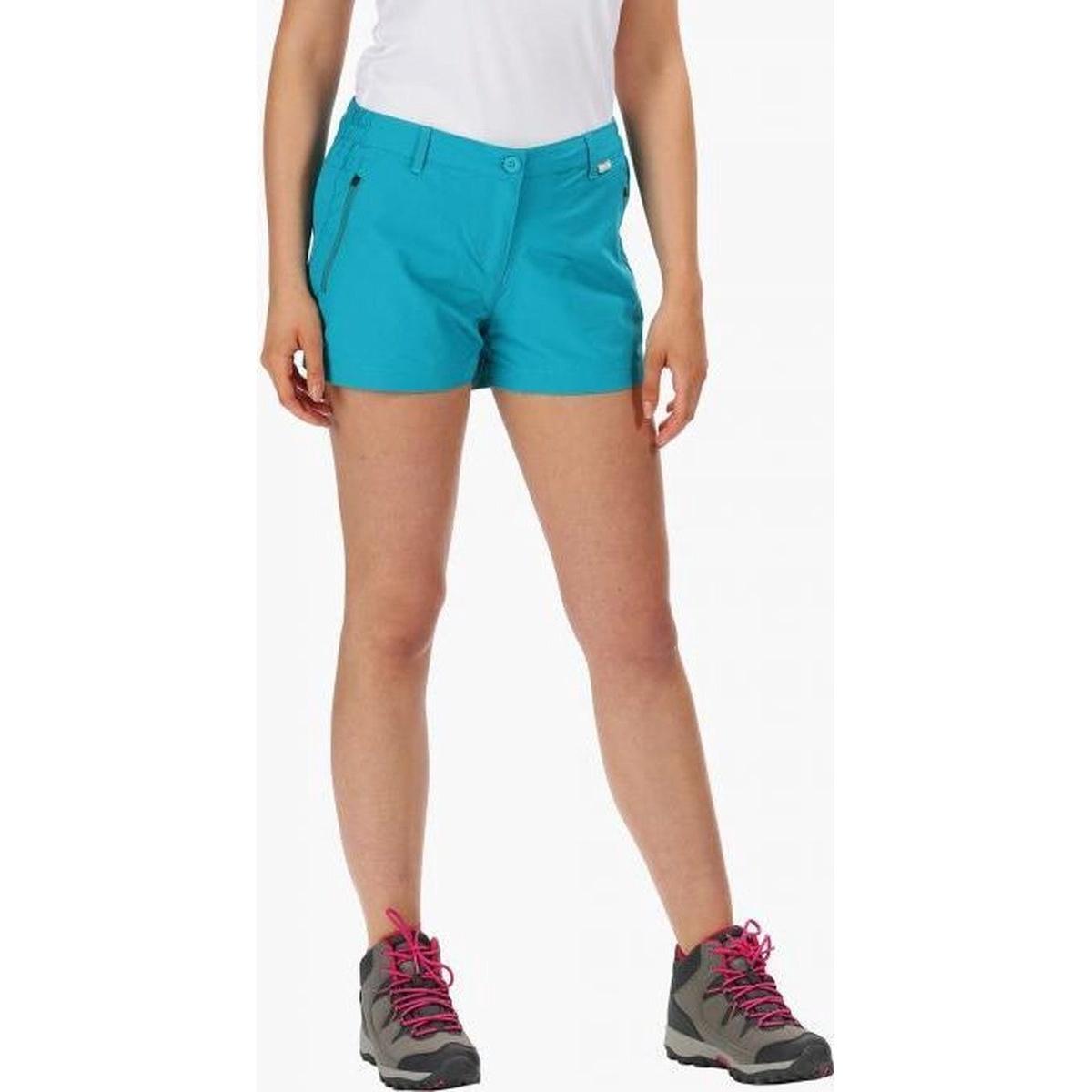 Regatta Womens/Ladies Highton Walking Shorts (18 UK) (Dark Cerise)