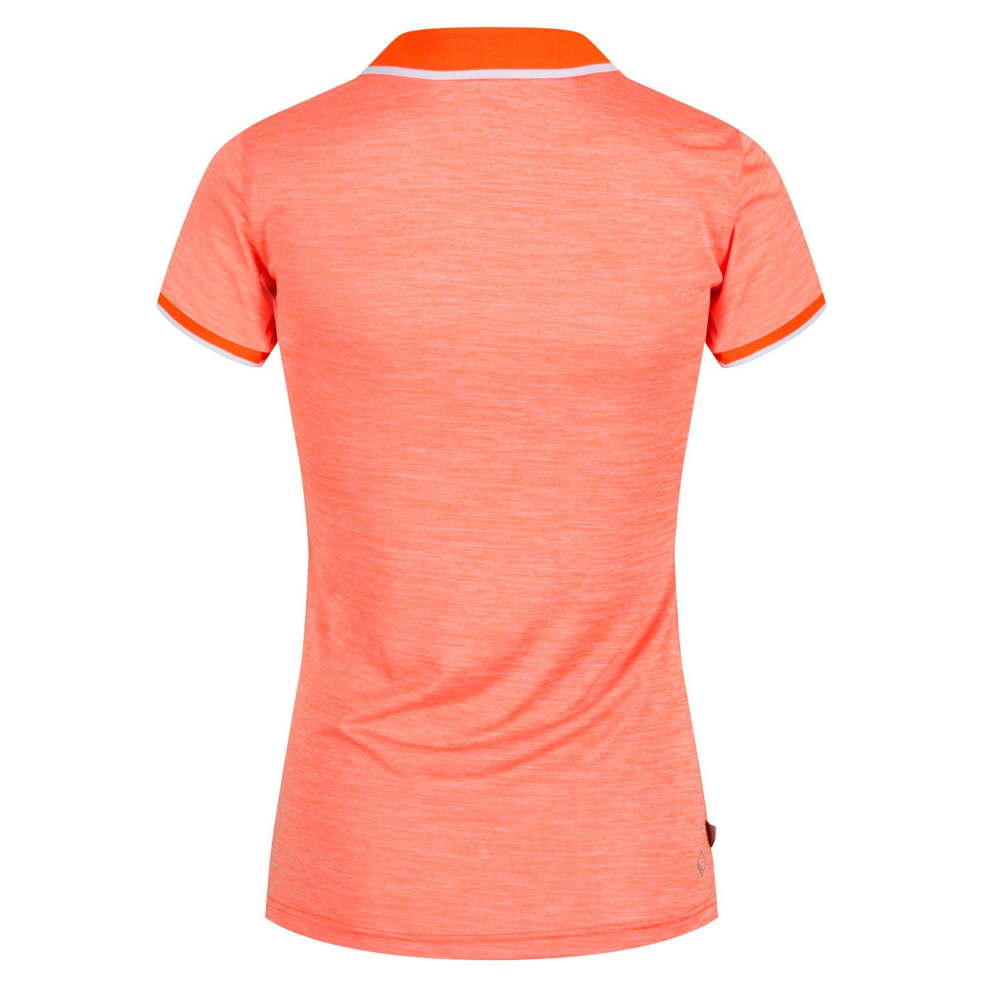 Regatta-Womens-Ladies-Remex-II-Polo-Neck-T-Shirt-RG4477 thumbnail 19
