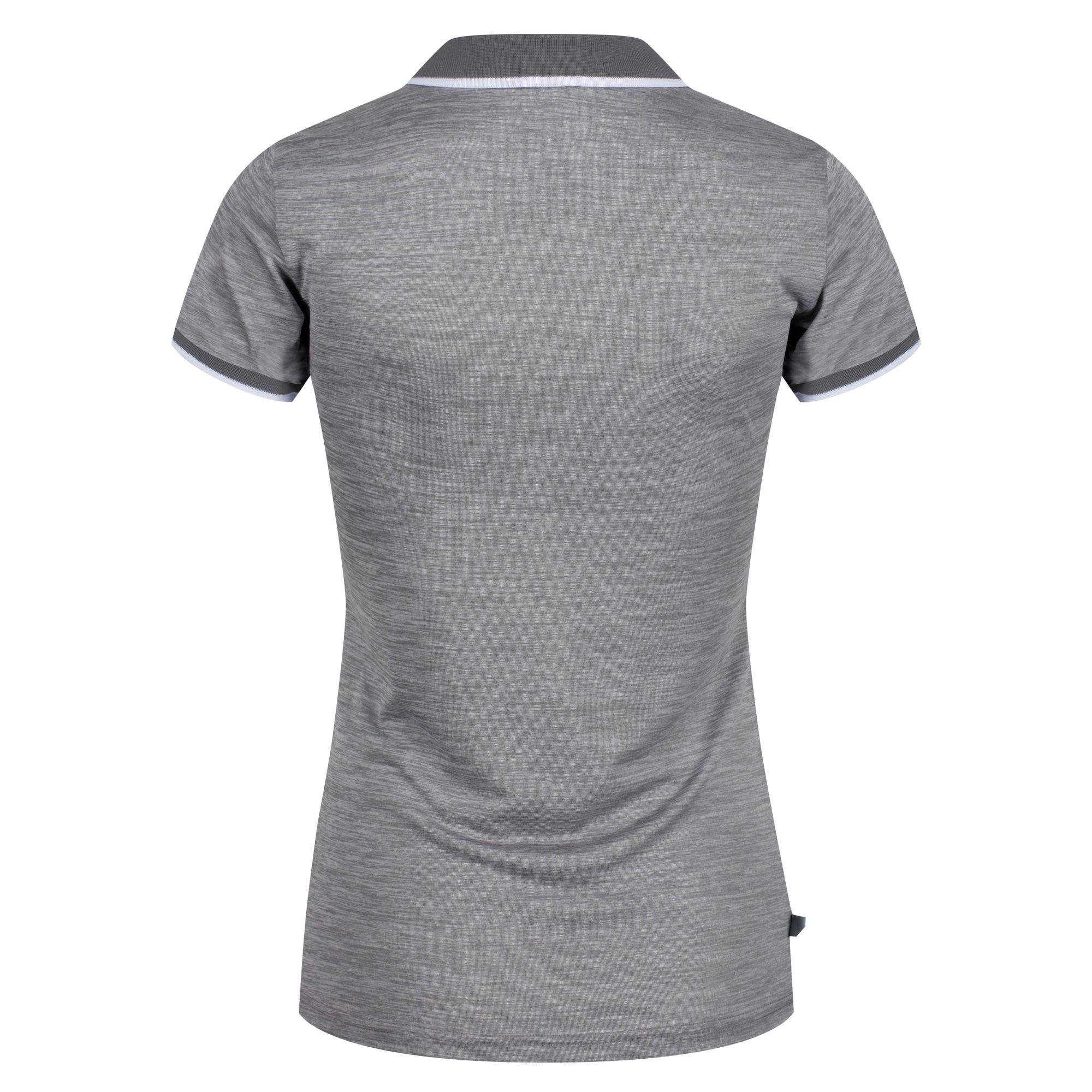 Regatta-Womens-Ladies-Remex-II-Polo-Neck-T-Shirt-RG4477 thumbnail 14