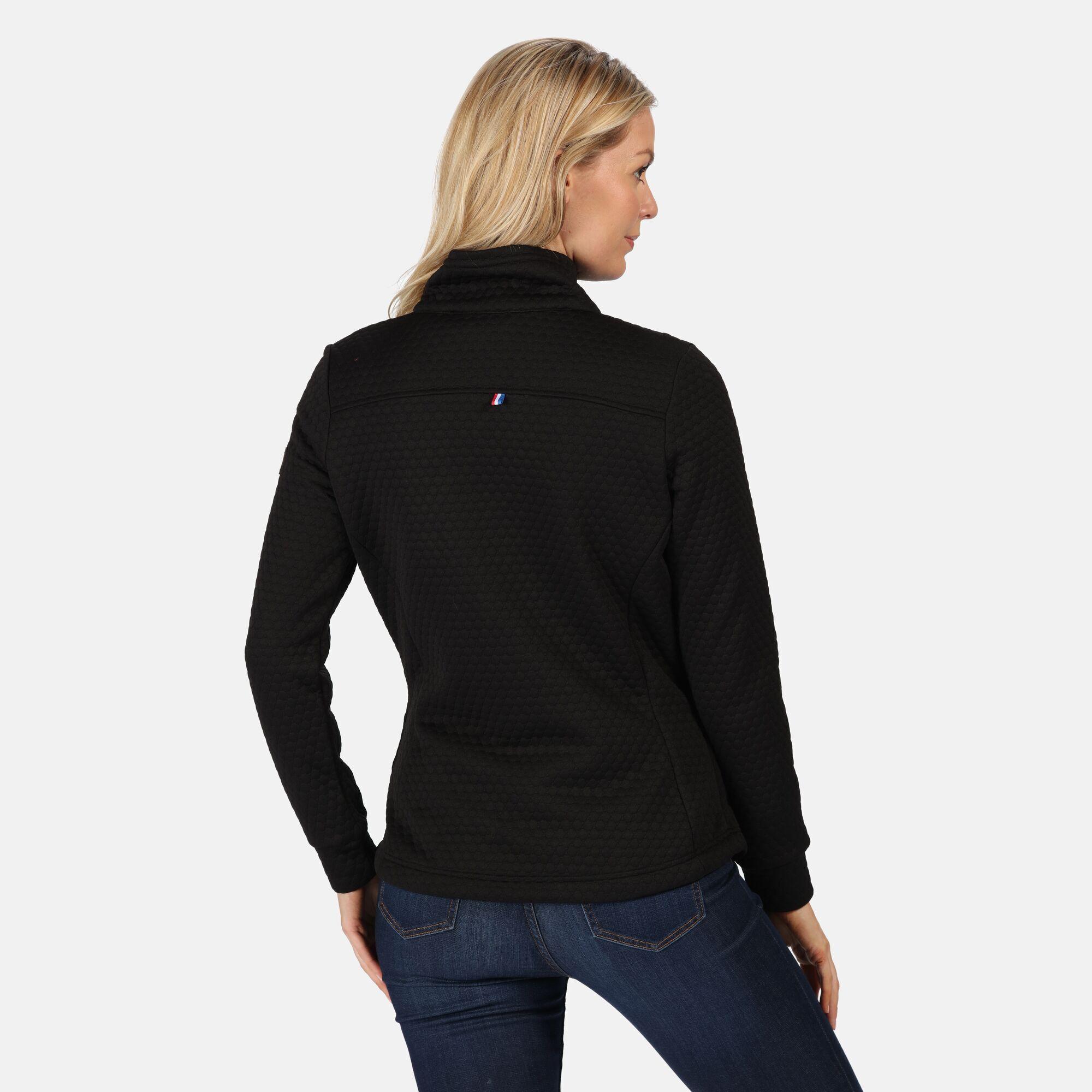 Regatta Womens//Ladies Sulola Full Zip Quilted Fleece RG4907
