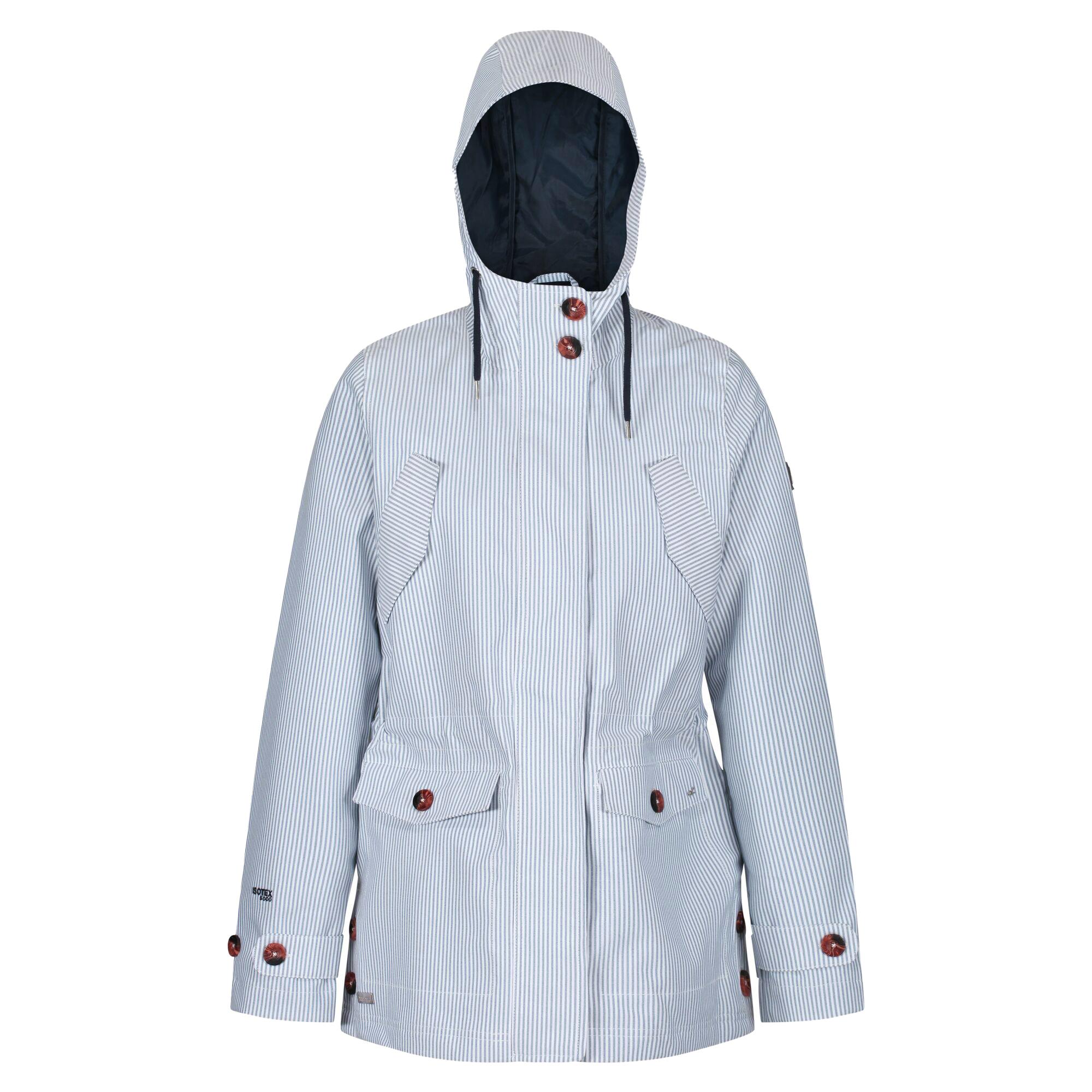 Regatta Womens//Ladies Ninette Waterproof Jacket RG4930