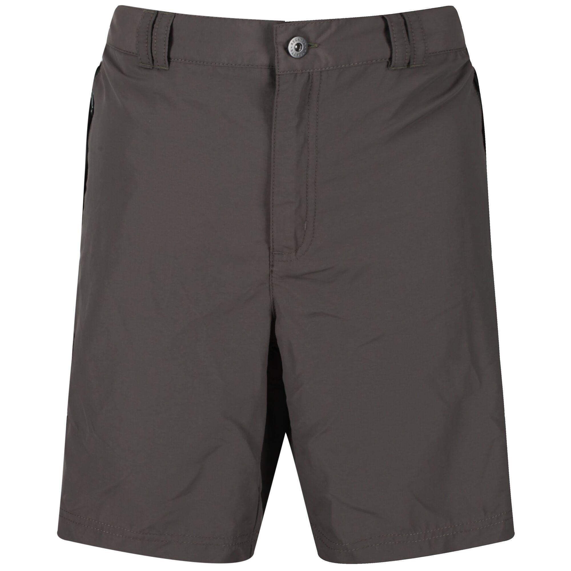 Regatta Mens Leesville II Walking Shorts (32in) (Hawthorn)