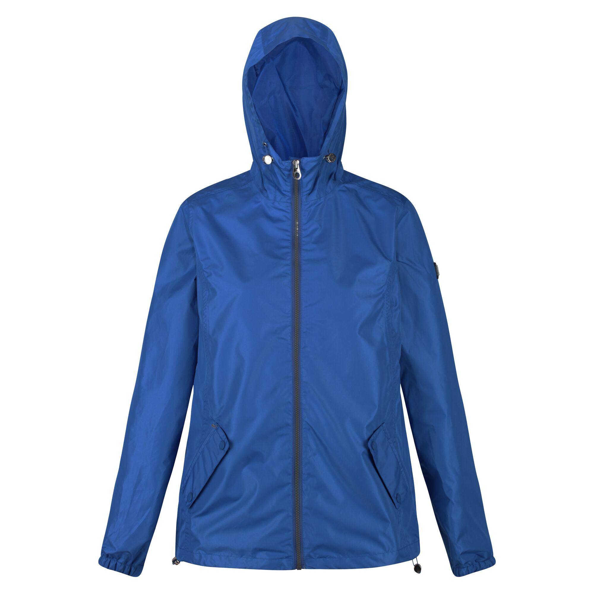 Regatta Womens/Ladies Lilibeth Waterproof Jacket (8 UK) (Strong Blue)