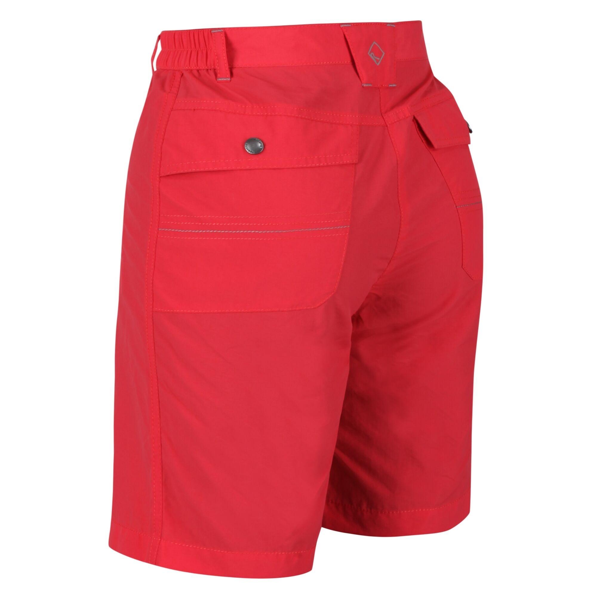 Regatta Womens/Ladies Chaska II Walking Shorts (14 UK) (Moccasin)