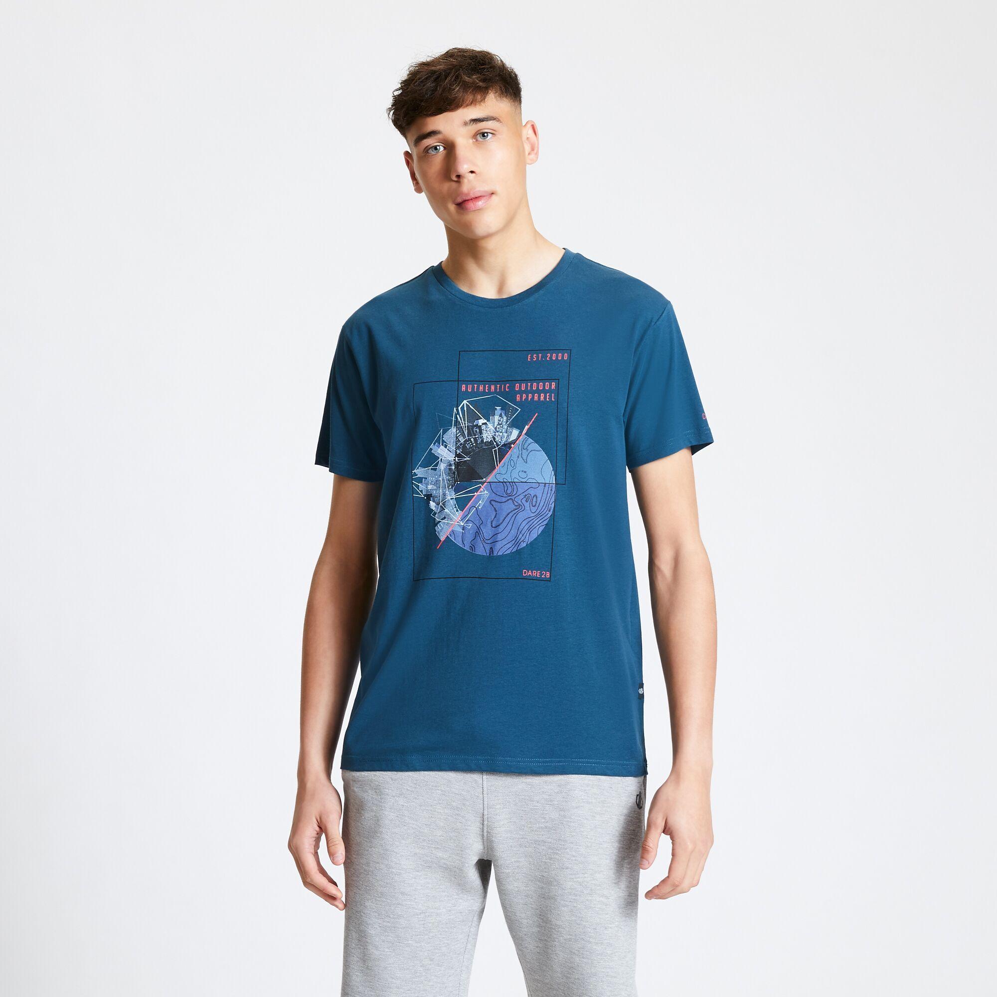 miniature 12 - Dare 2B - T-shirt imprimé STRINGENT - Homme (RG5022)