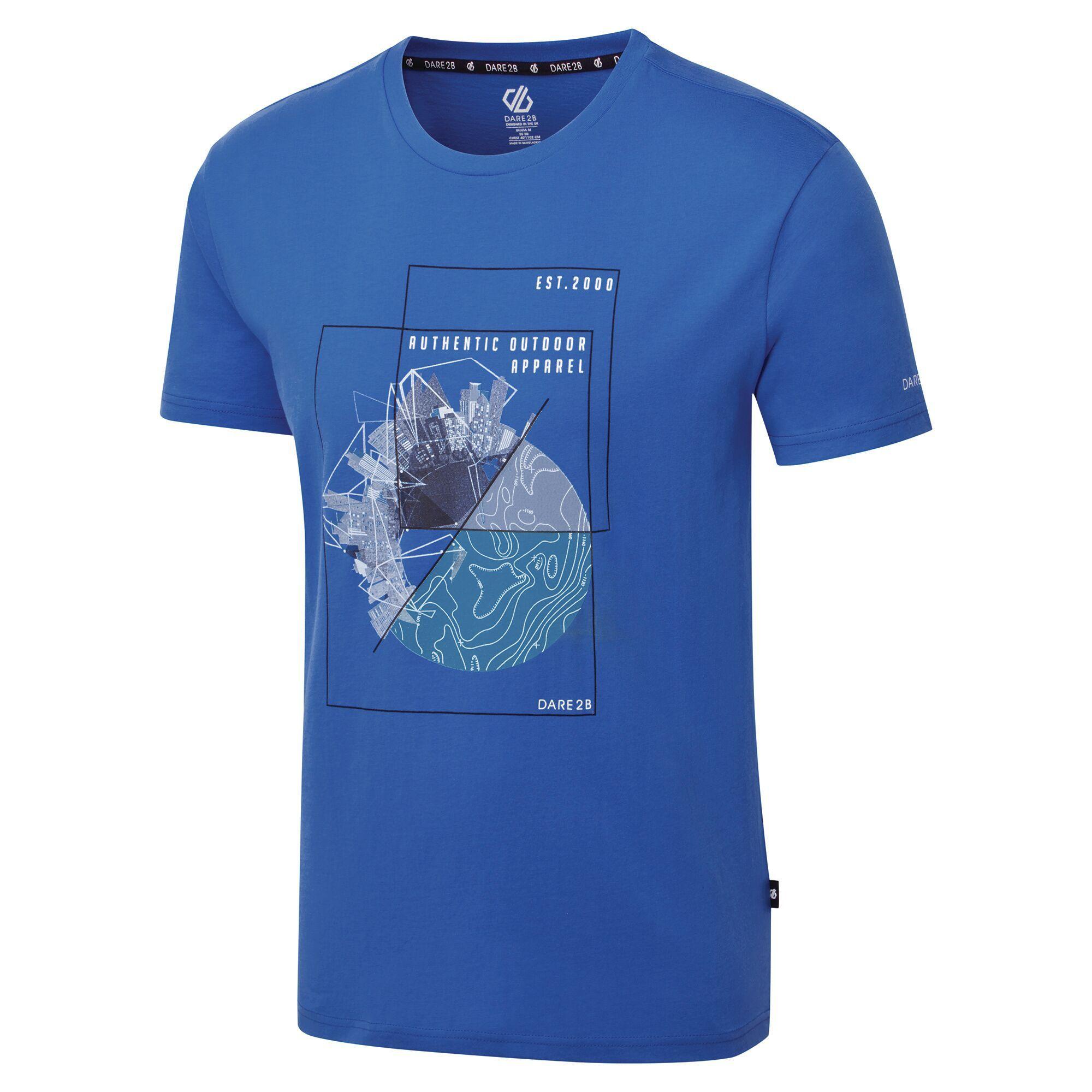 miniature 9 - Dare 2B - T-shirt imprimé STRINGENT - Homme (RG5022)