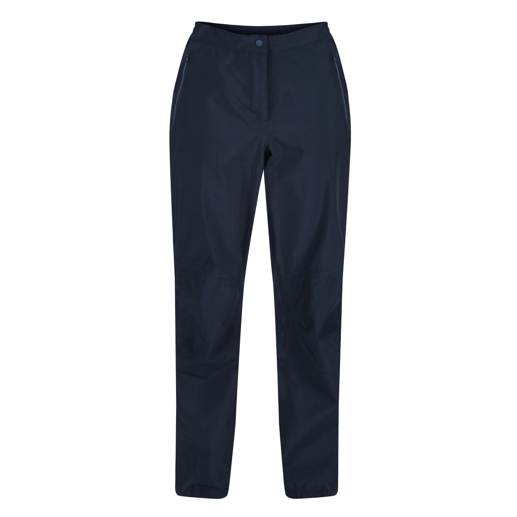 Regatta Womens/Ladies Highton Walking Over Trousers (L L) (Navy)
