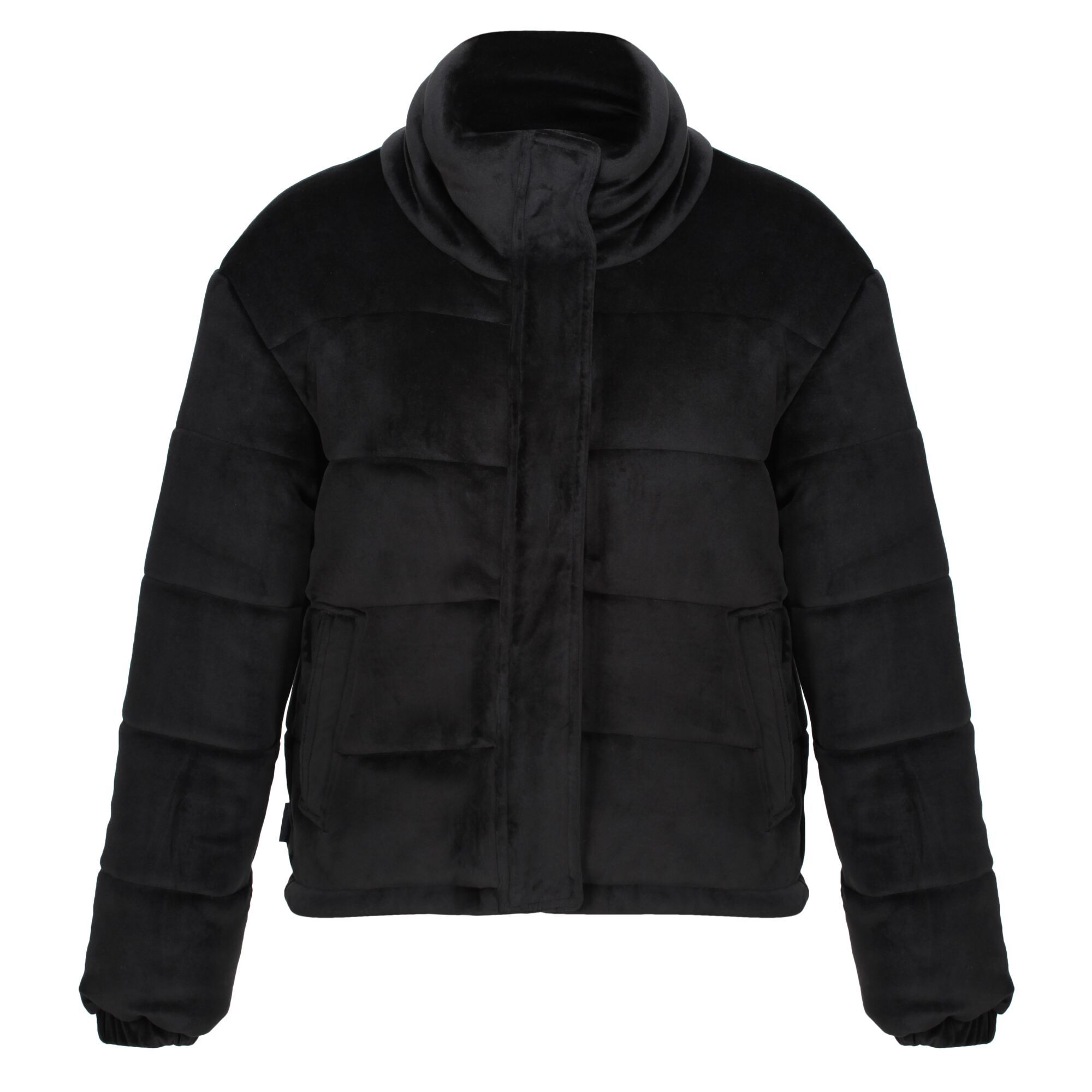 Regatta Womens/Ladies Elbury Walking Insulated Jacket (16 UK) (Black)