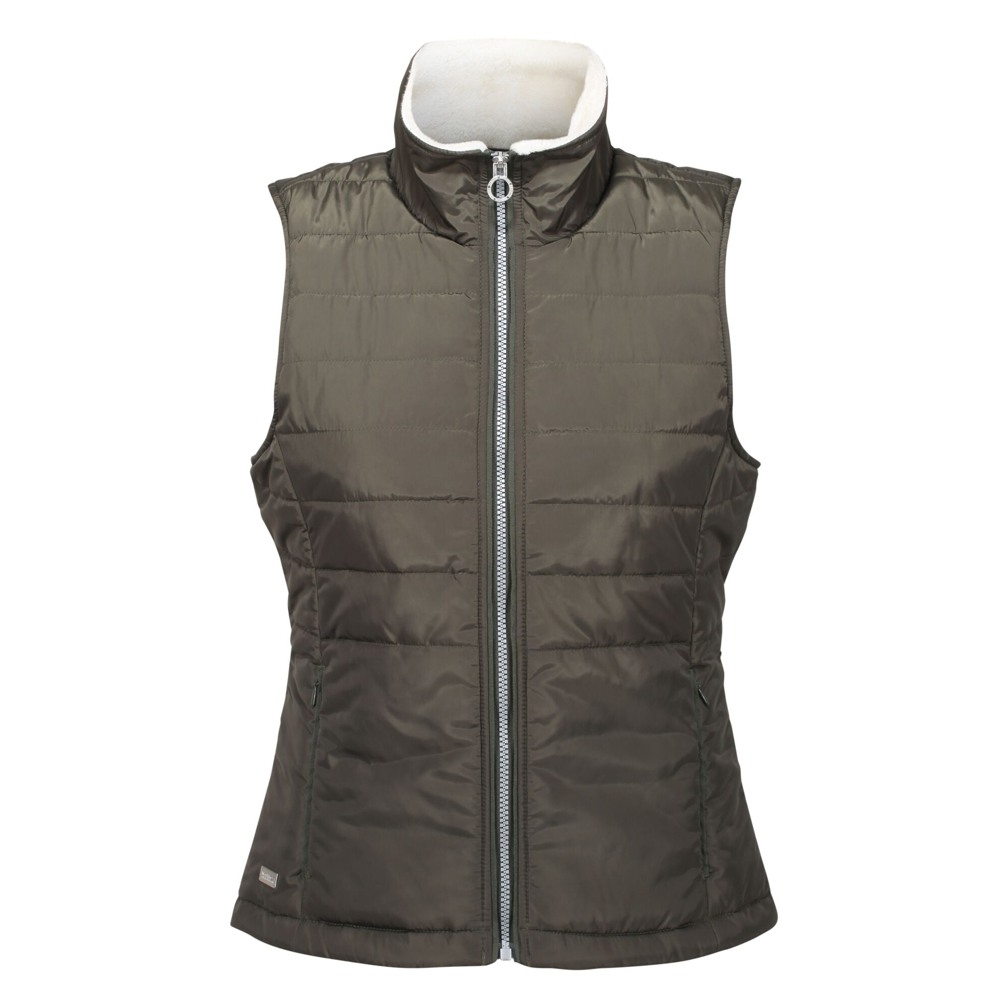 Regatta Womens/Ladies Westlynn Insulated Gilet (18 UK) (Dark Khaki)