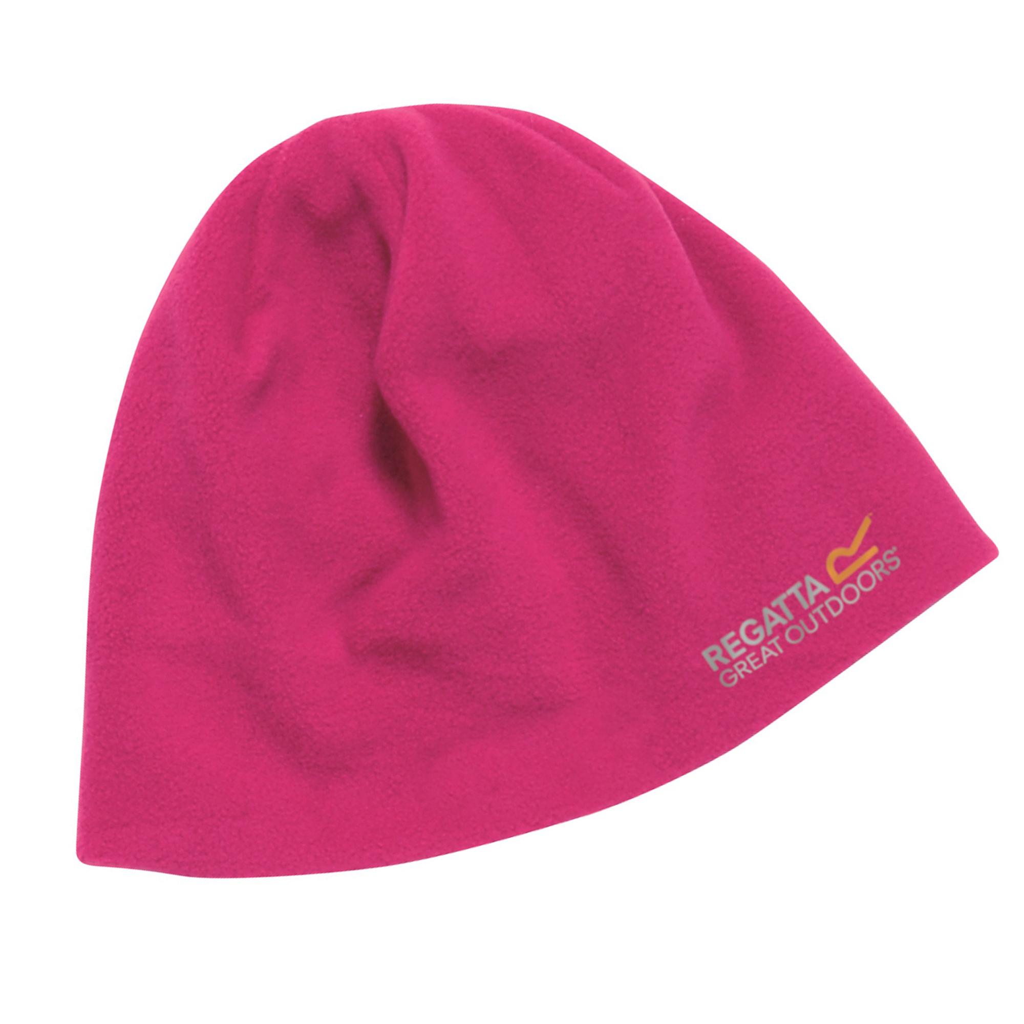Regatta-Great-Outdoors-Childrens-Kids-Taz-II-Winter-Fleece-Hat-RG581
