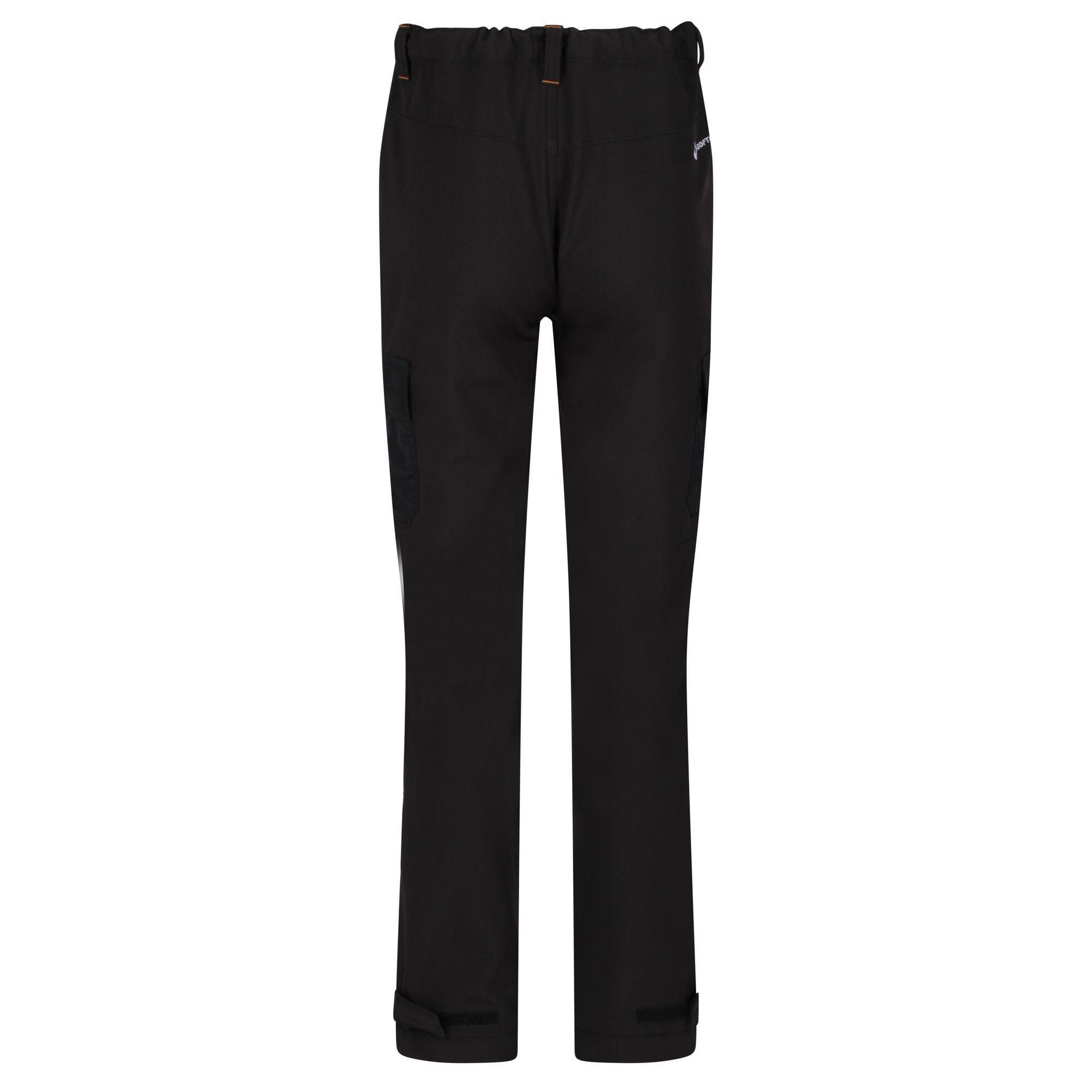 Regatta-Pantalon-softshell-hydrofuge-Garcon-RG618