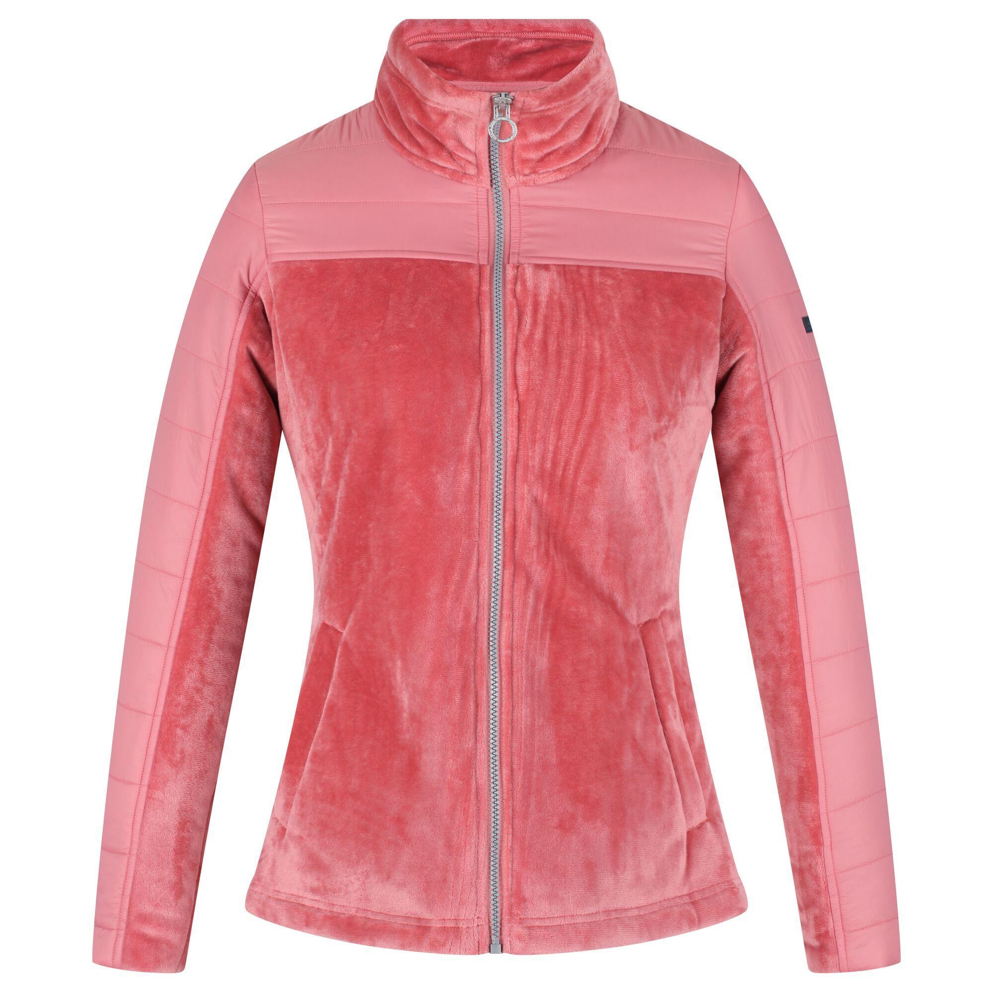 Regatta Womens/Ladies Reinette Quilted Insulated Jacket (16 UK) (Dusty Rose)
