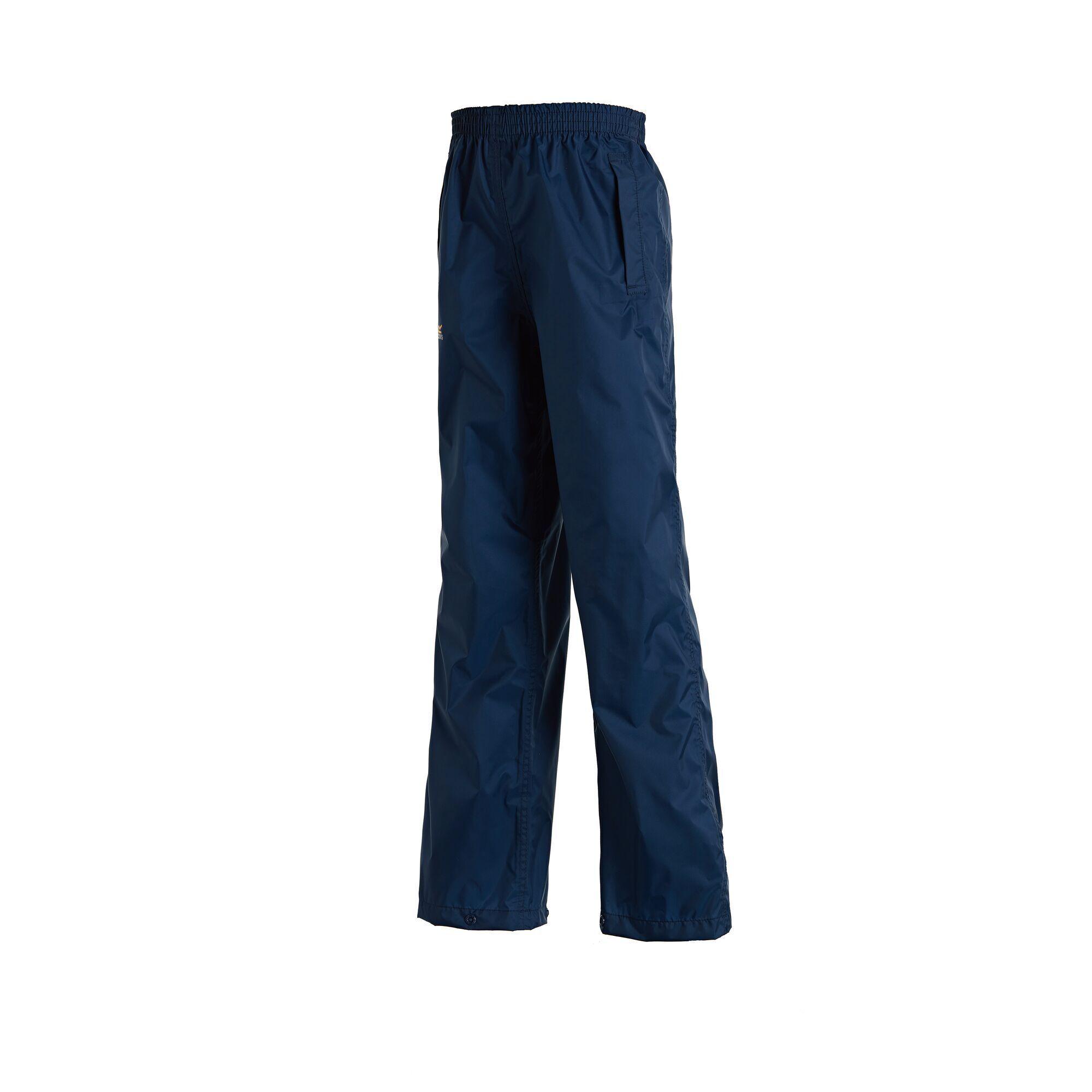 Sur-pantalon imperm/éable Enfant unisexe Regatta Chandler
