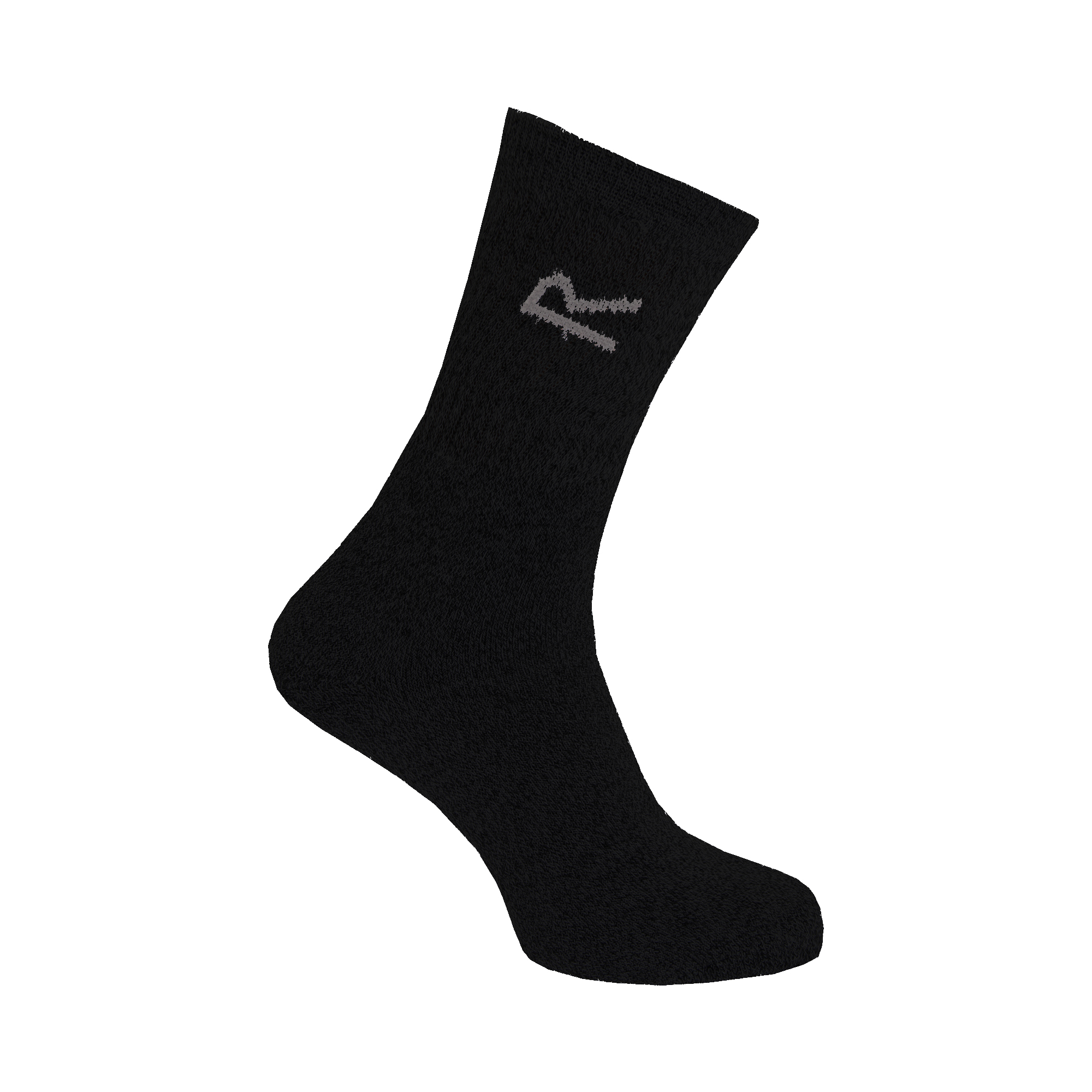 Regatta-Great-Outdoors-Mens-Cotton-Rich-Casual-Socks-Pack-Of-3-RG786 thumbnail 6
